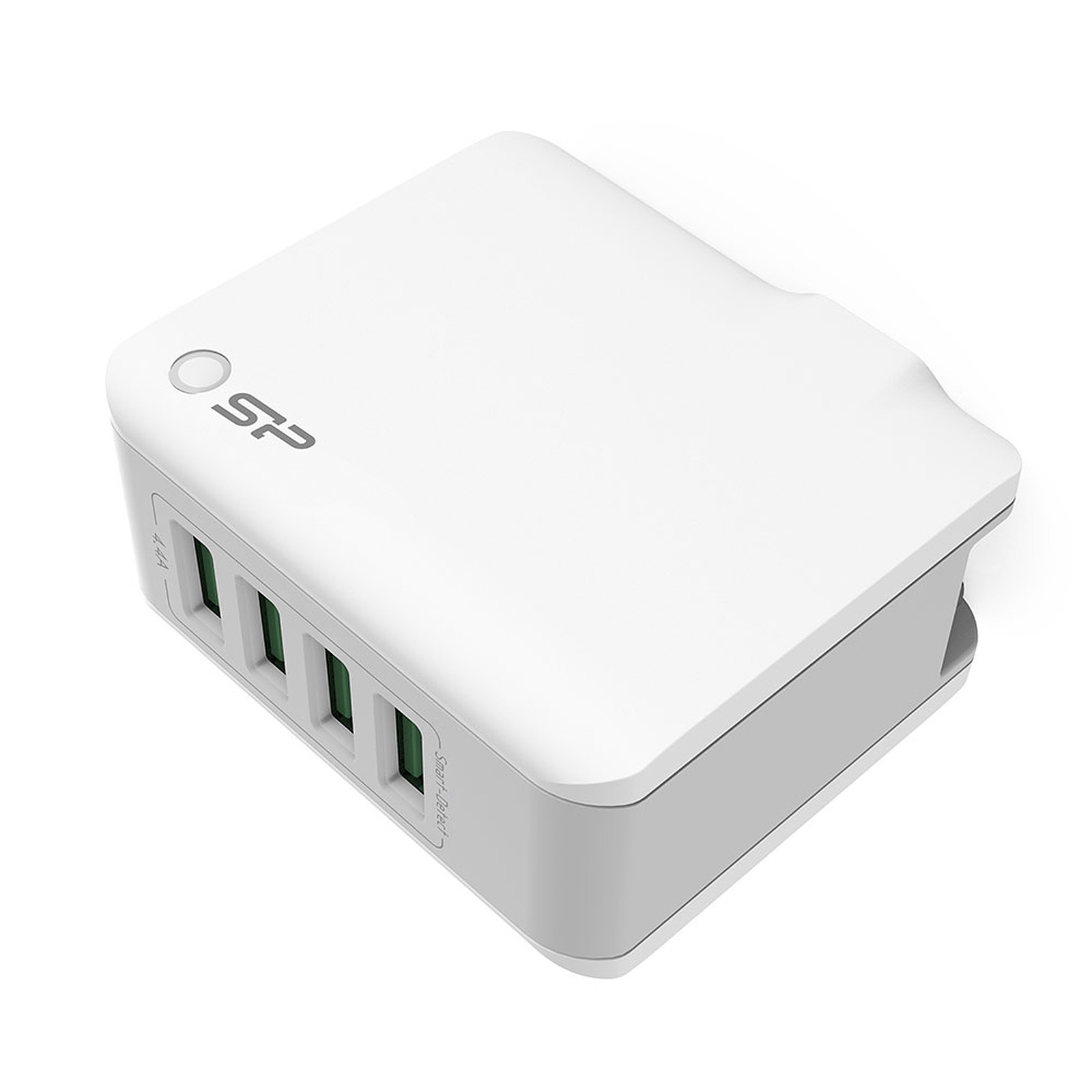 Silicon Power Chageur USB 4 ports WC104P