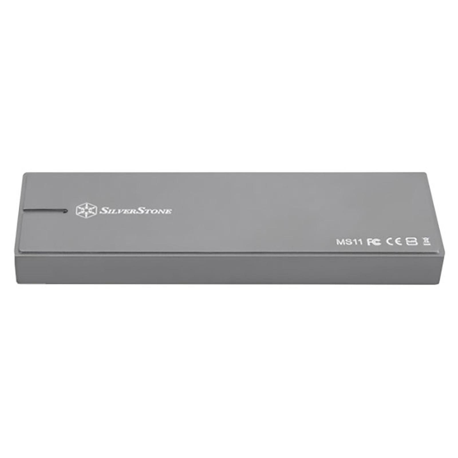 SilverStone MS11 (Gris)