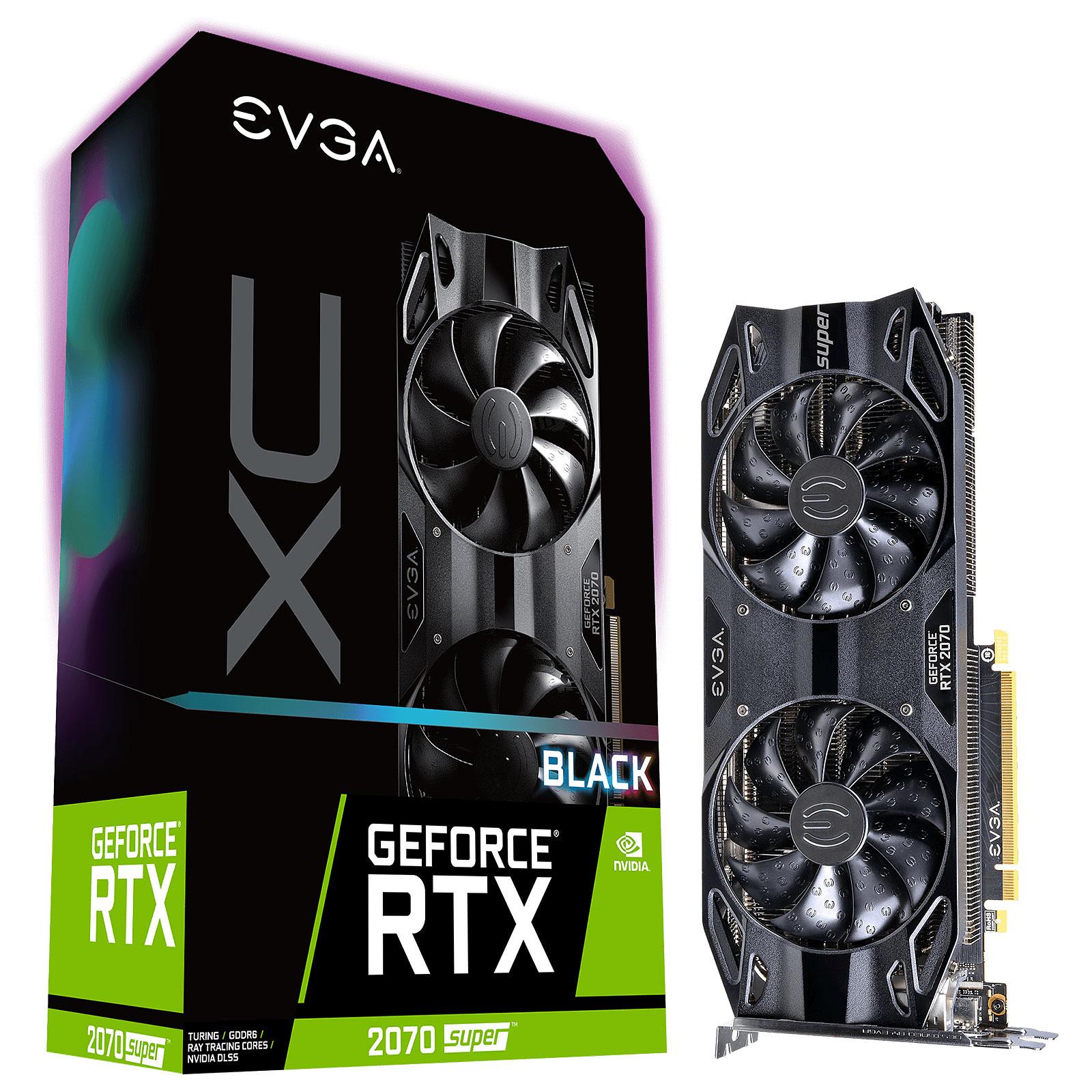 EVGA GeForce RTX 2070 SUPER BLACK GAMING