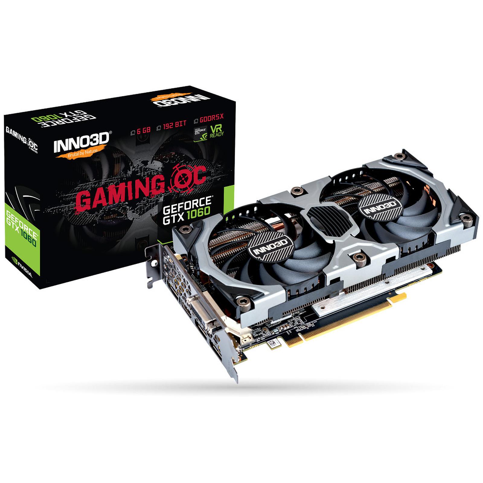INNO3D GeForce GTX 1060 6GB GAMING OC