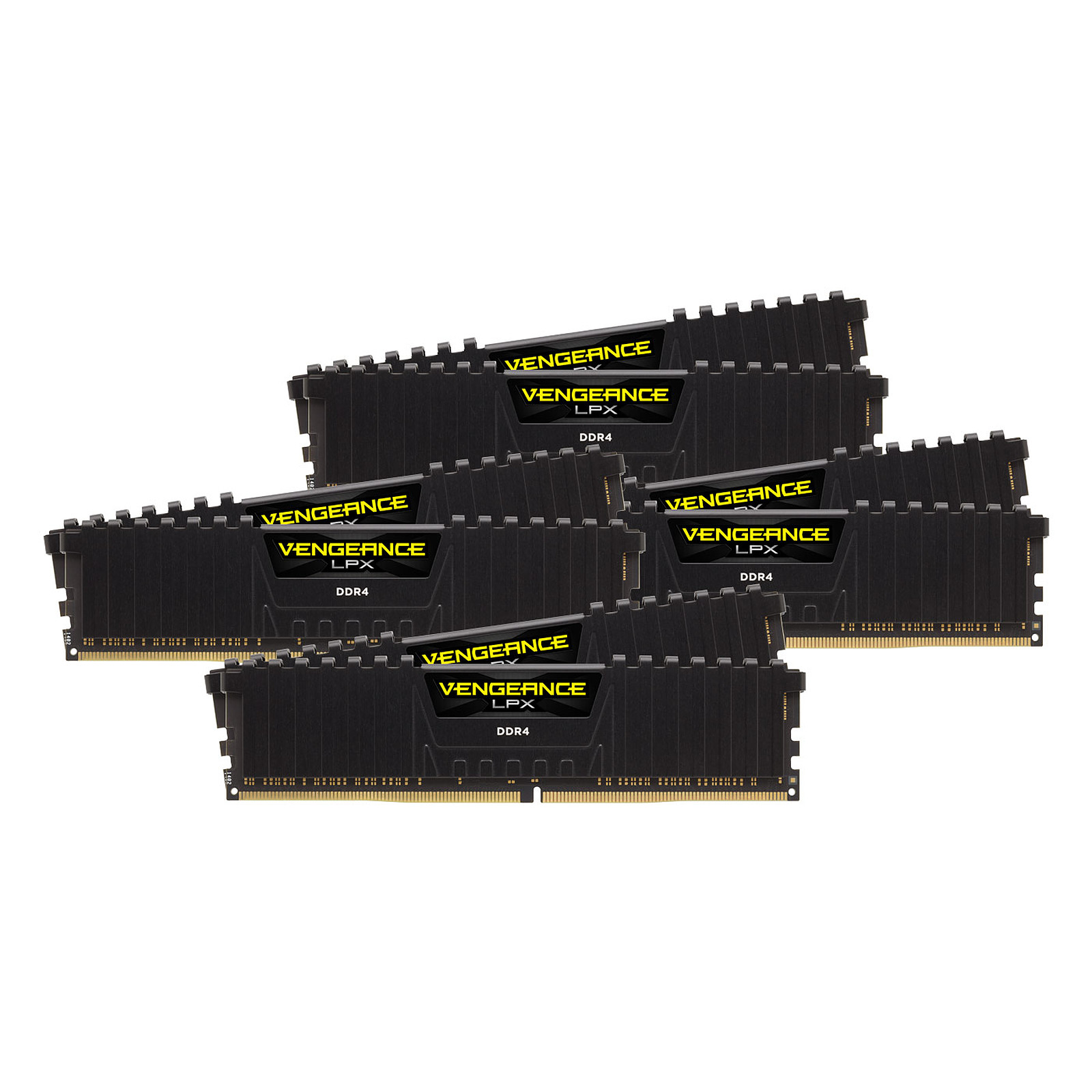 Corsair Vengeance LPX Series Low Profile 256 Go (8 x 32 Go) DDR4 2400 MHz CL16