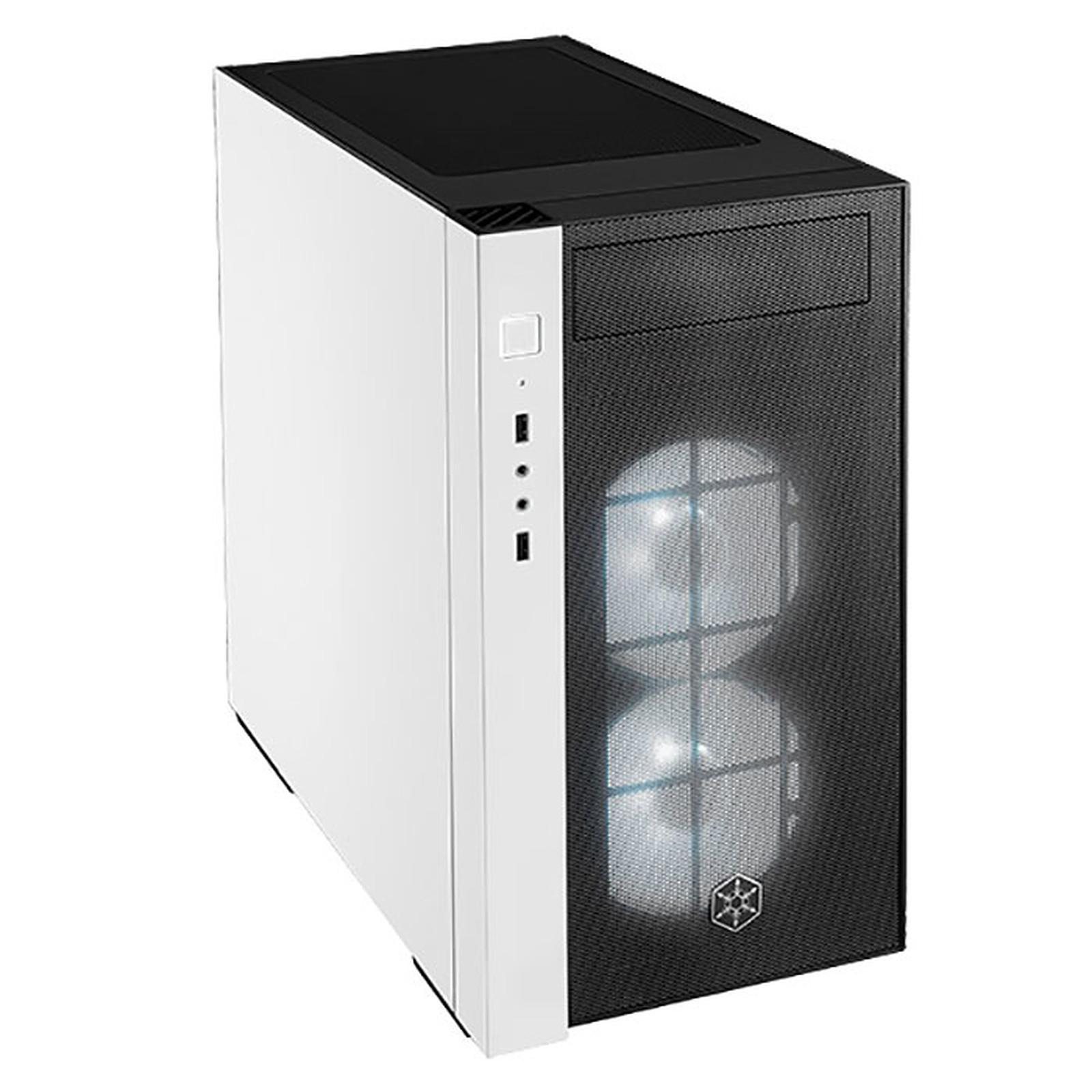 SilverStone RL08 (blanc)