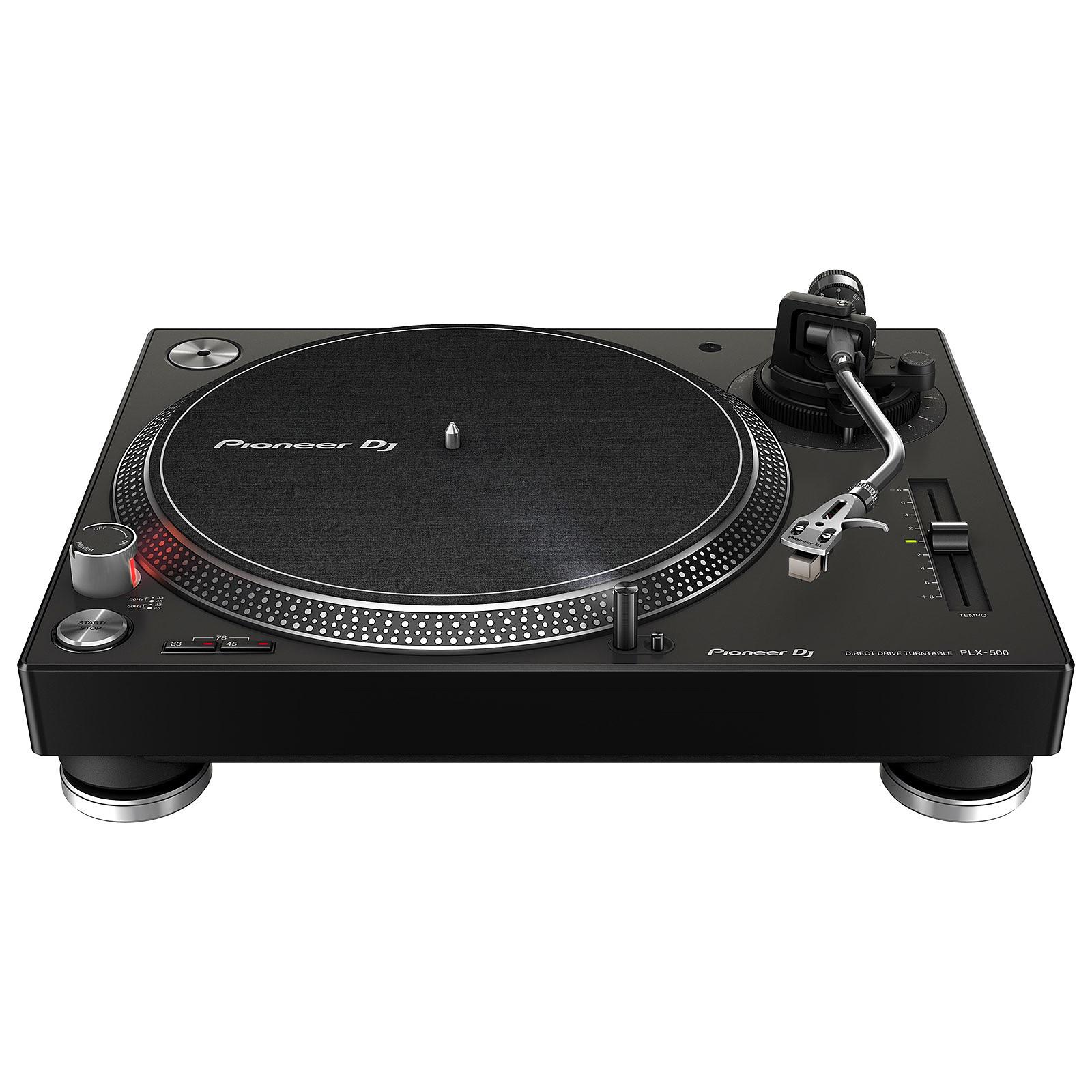 Pioneer DJ PLX-500 Noir