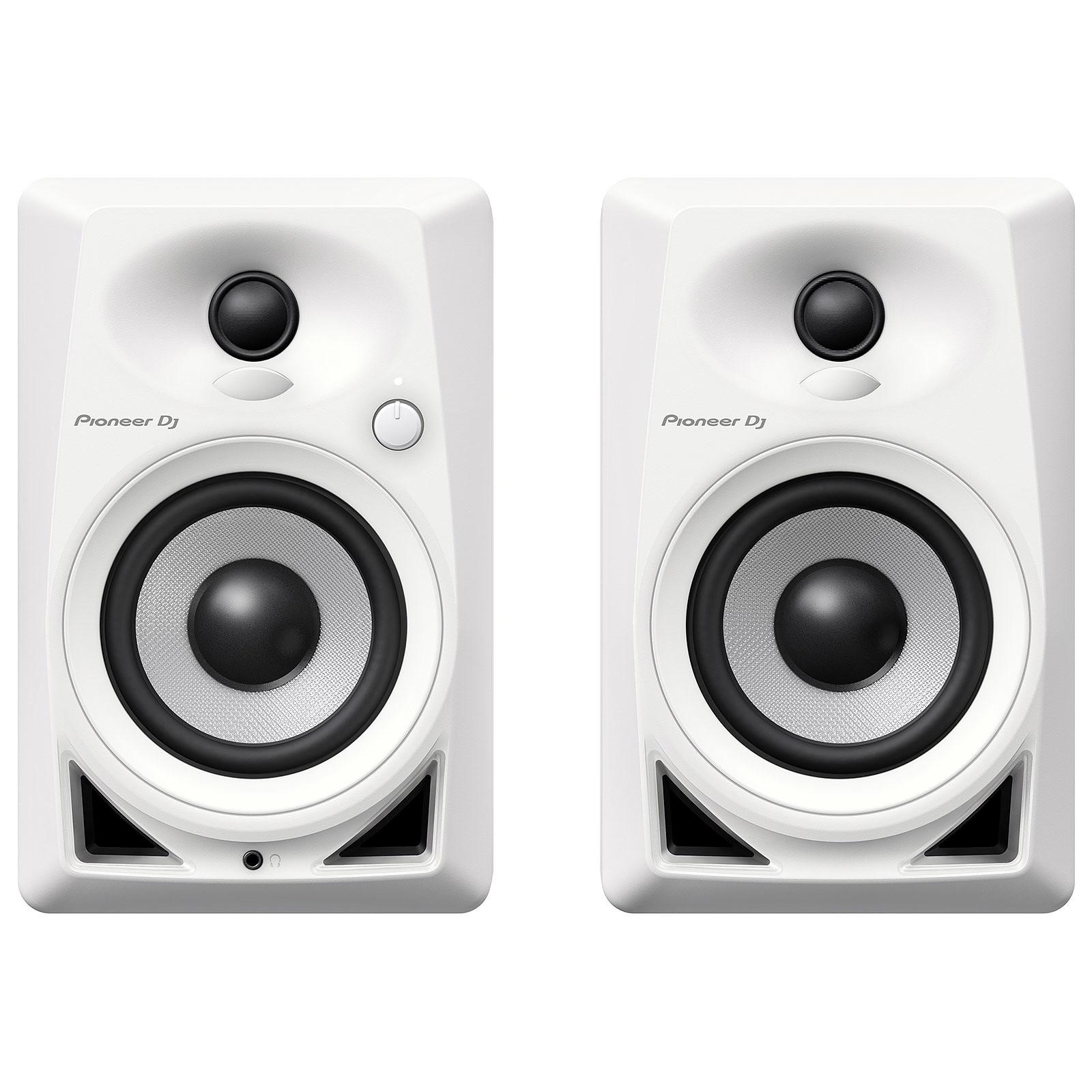 Pioneer DJ DM-40 Blanc