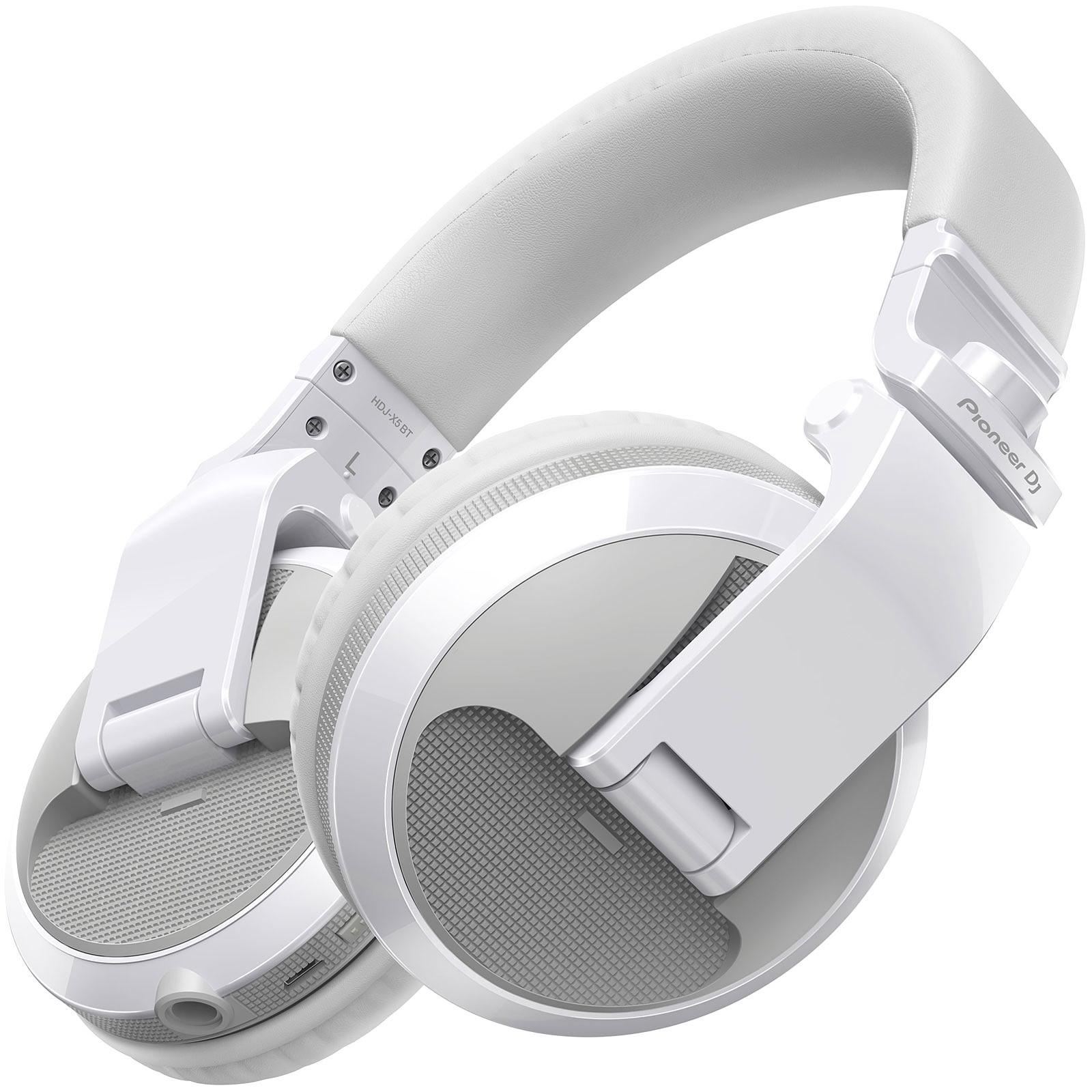 Pioneer DJ HDJ-X5BT Blanc