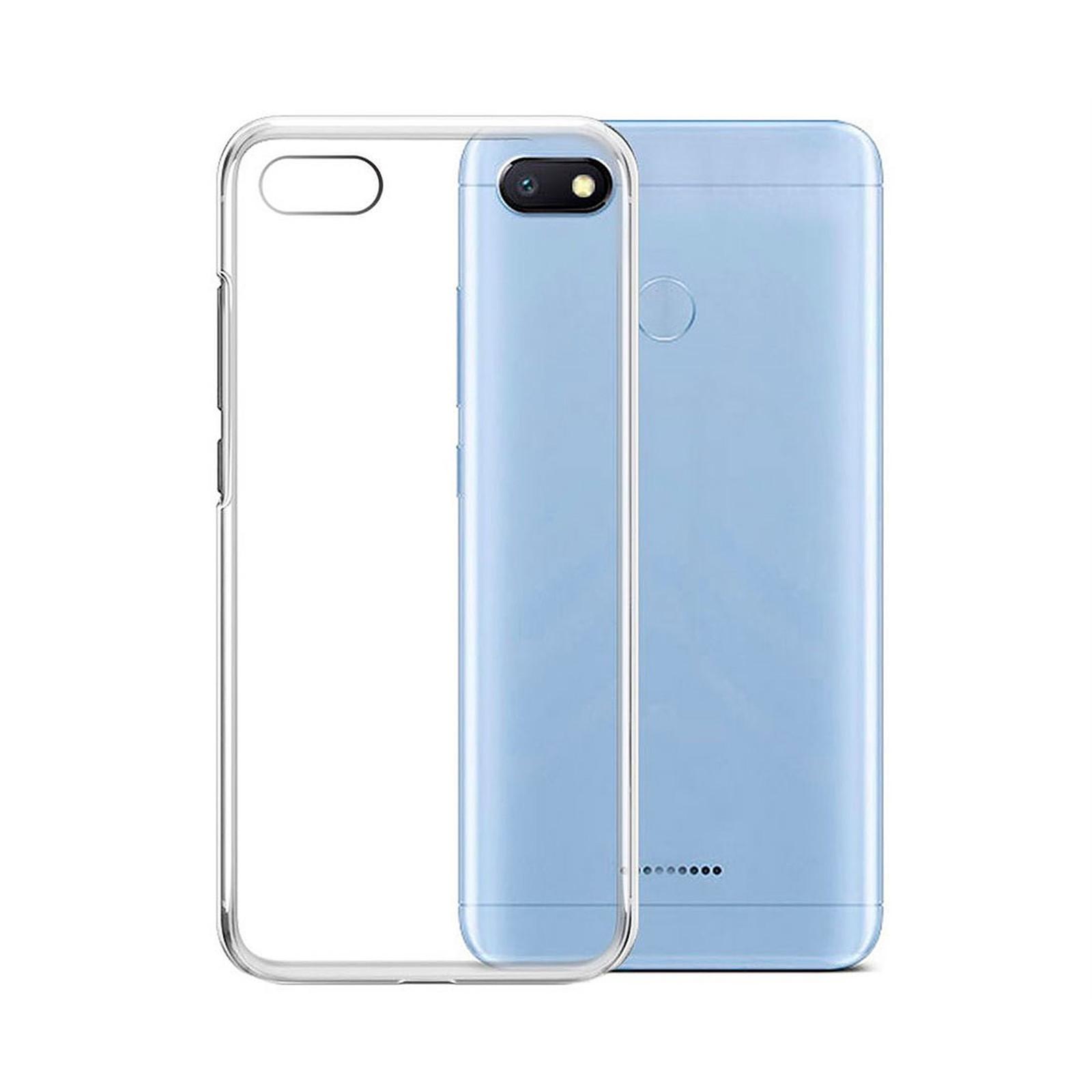 Funda para Xiaomi Redmi 6 Transparente