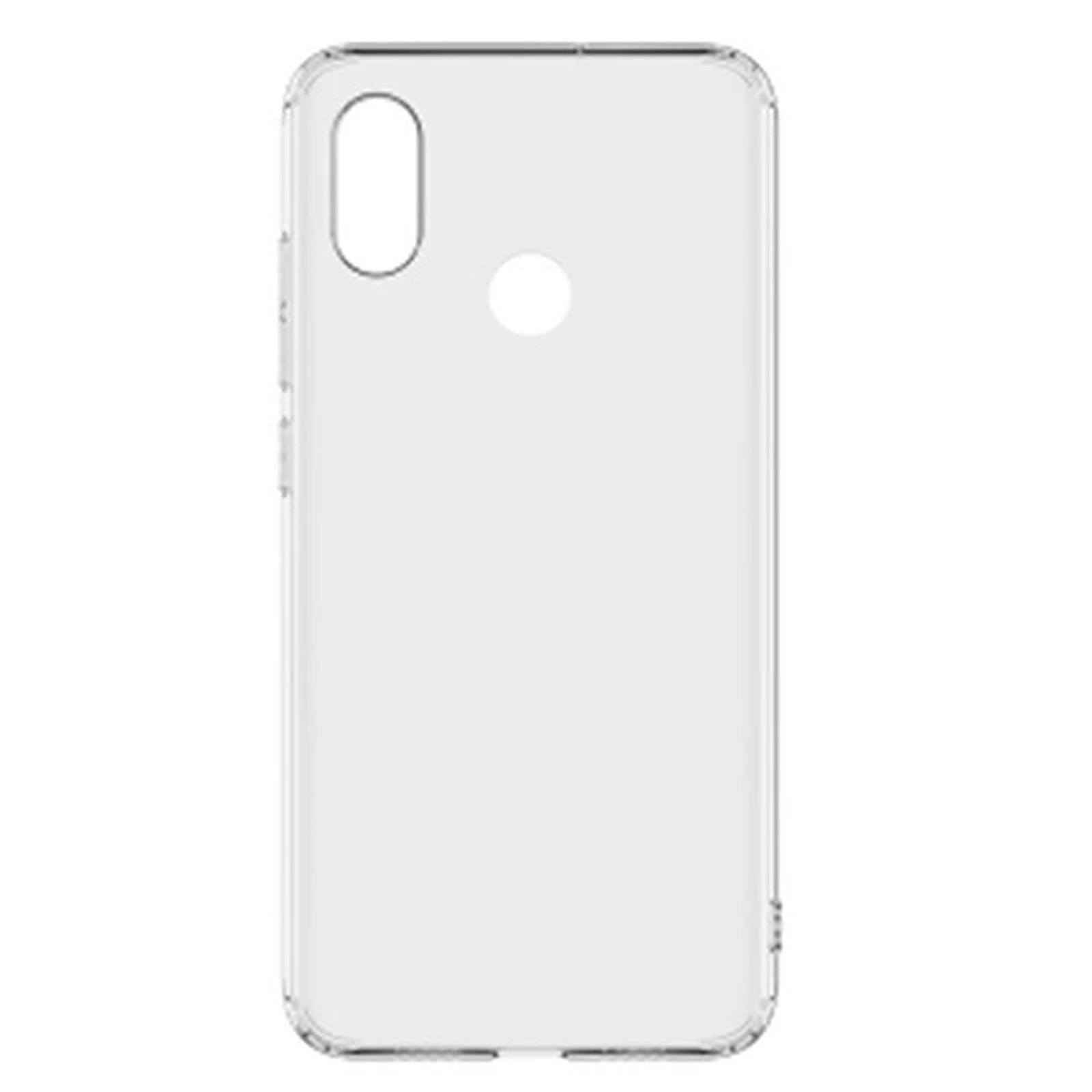 Funda para Xiaomi Mi 8 Transparente