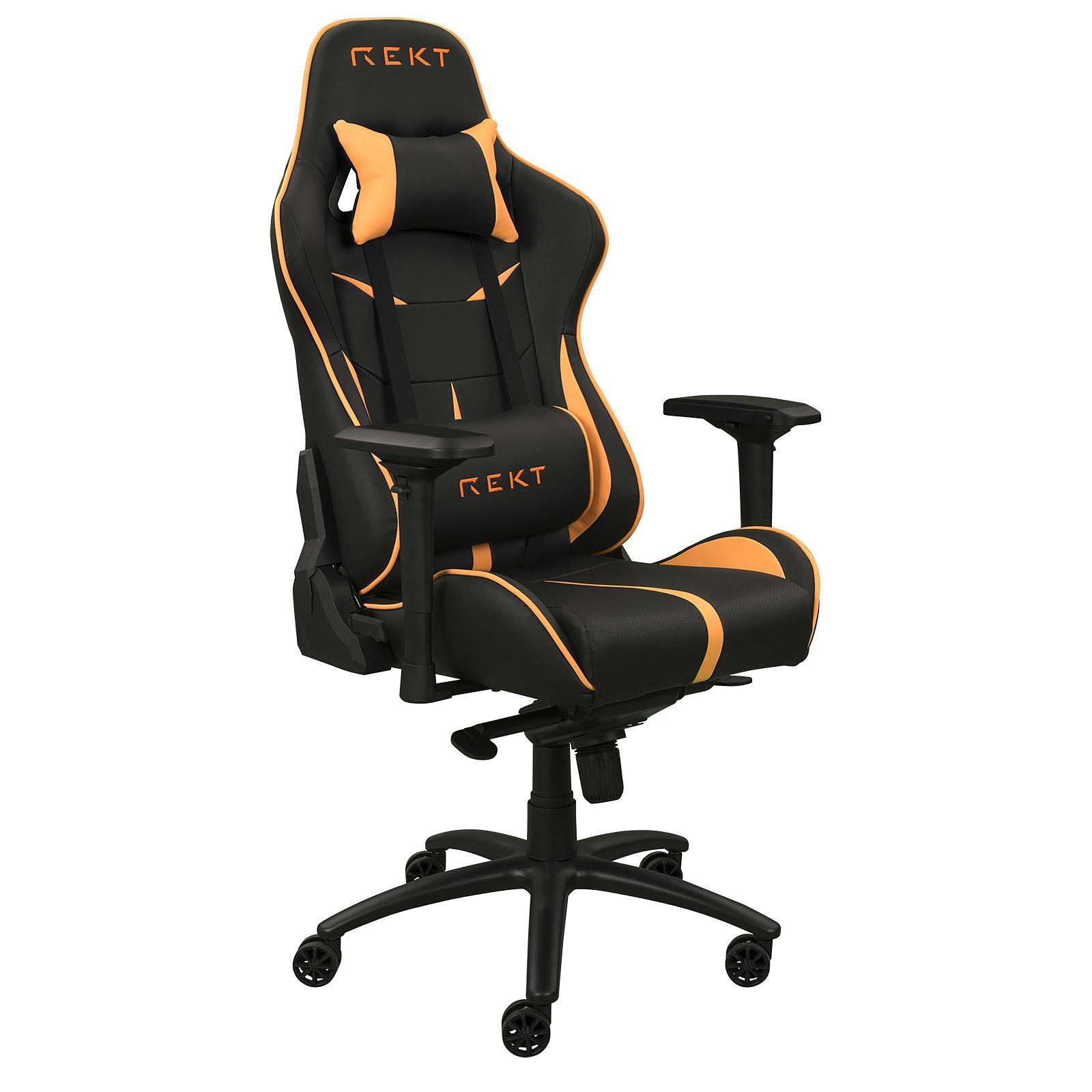 REKT TEAM8 Fluo (Orange)