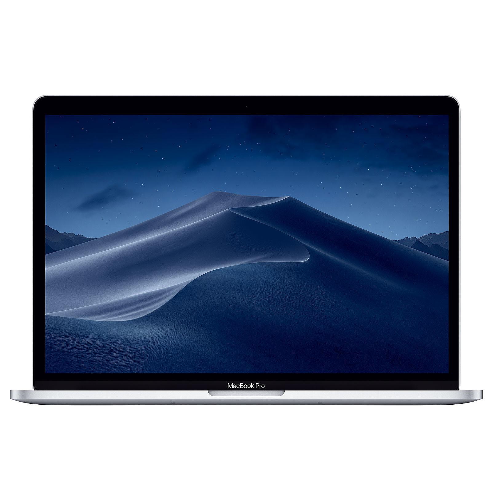 """Apple MacBook Pro (2019) 13"""" avec Touch Bar Argent (MUHR2FN/A)"""
