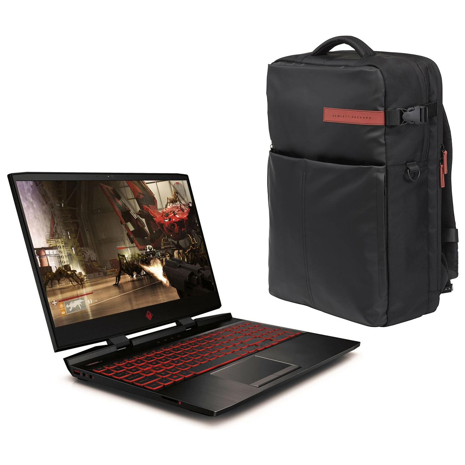 HP OMEN 15-dc1003nf + Gaming Backpack OFFERT