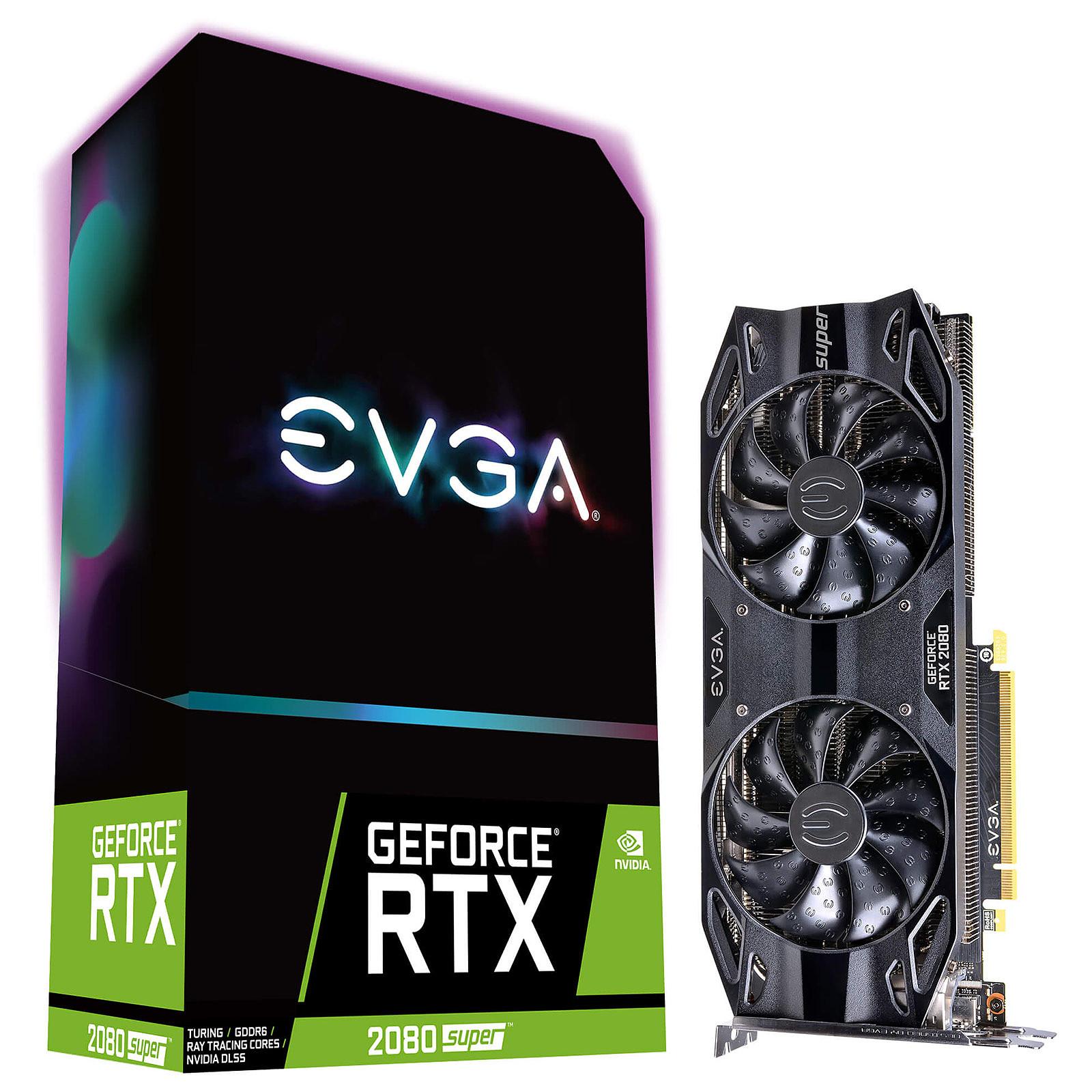 EVGA GeForce RTX 2080 SUPER BLACK GAMING