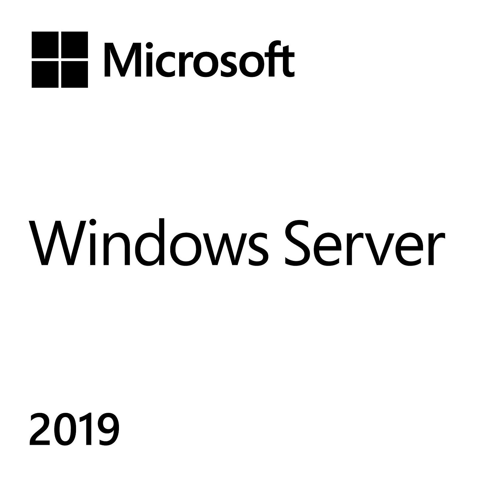 Microsoft CAL User - Licence d'accès 5 utilisateurs pour Windows Server 2019
