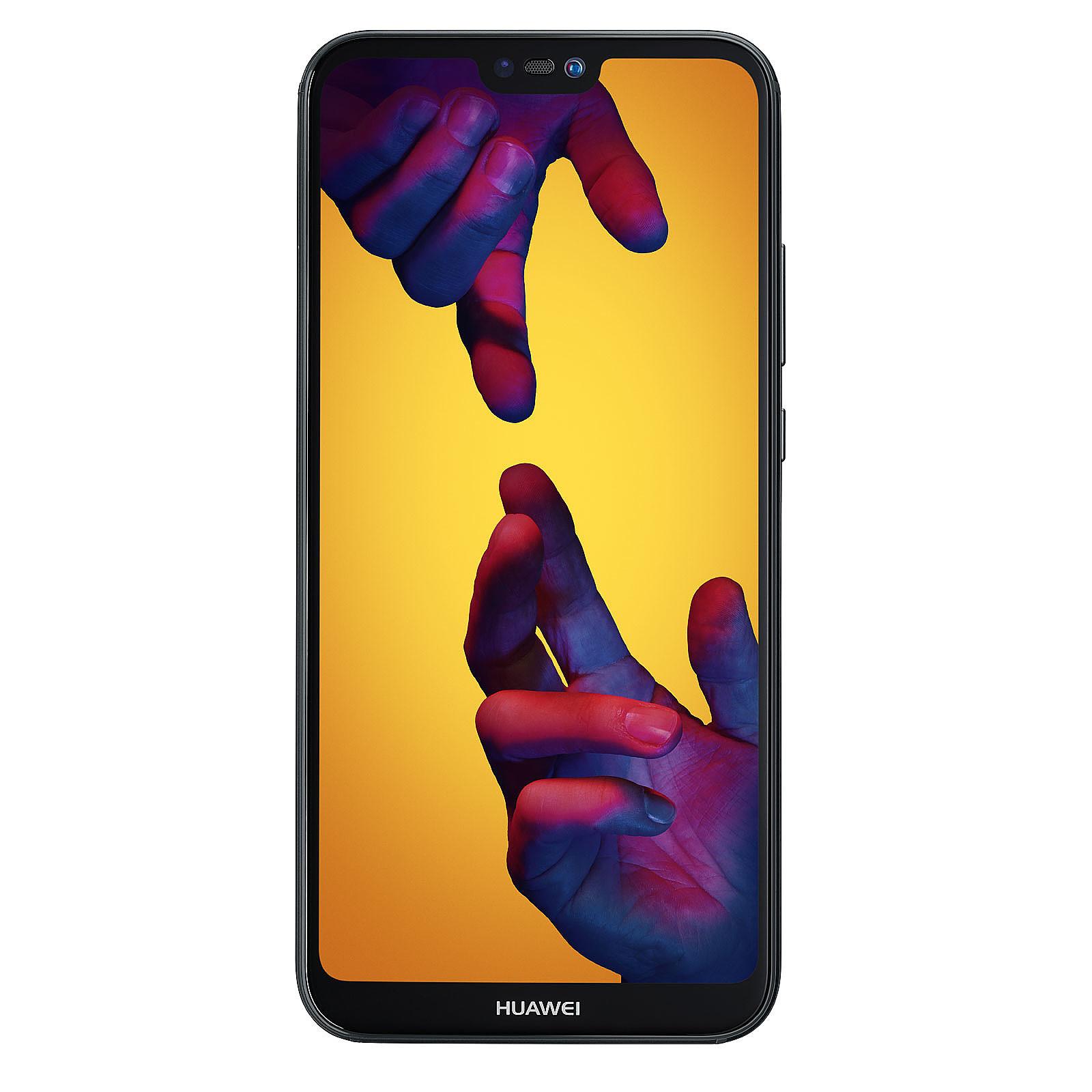 Huawei P20 Lite Noir