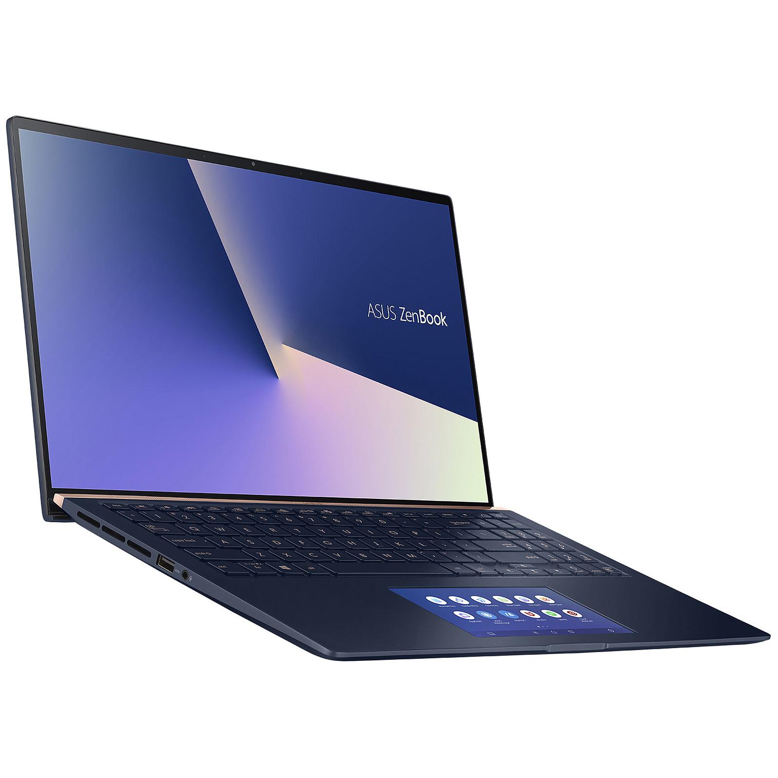 ASUS Zenbook 15 UX534FT-AA052T avec ScreenPad