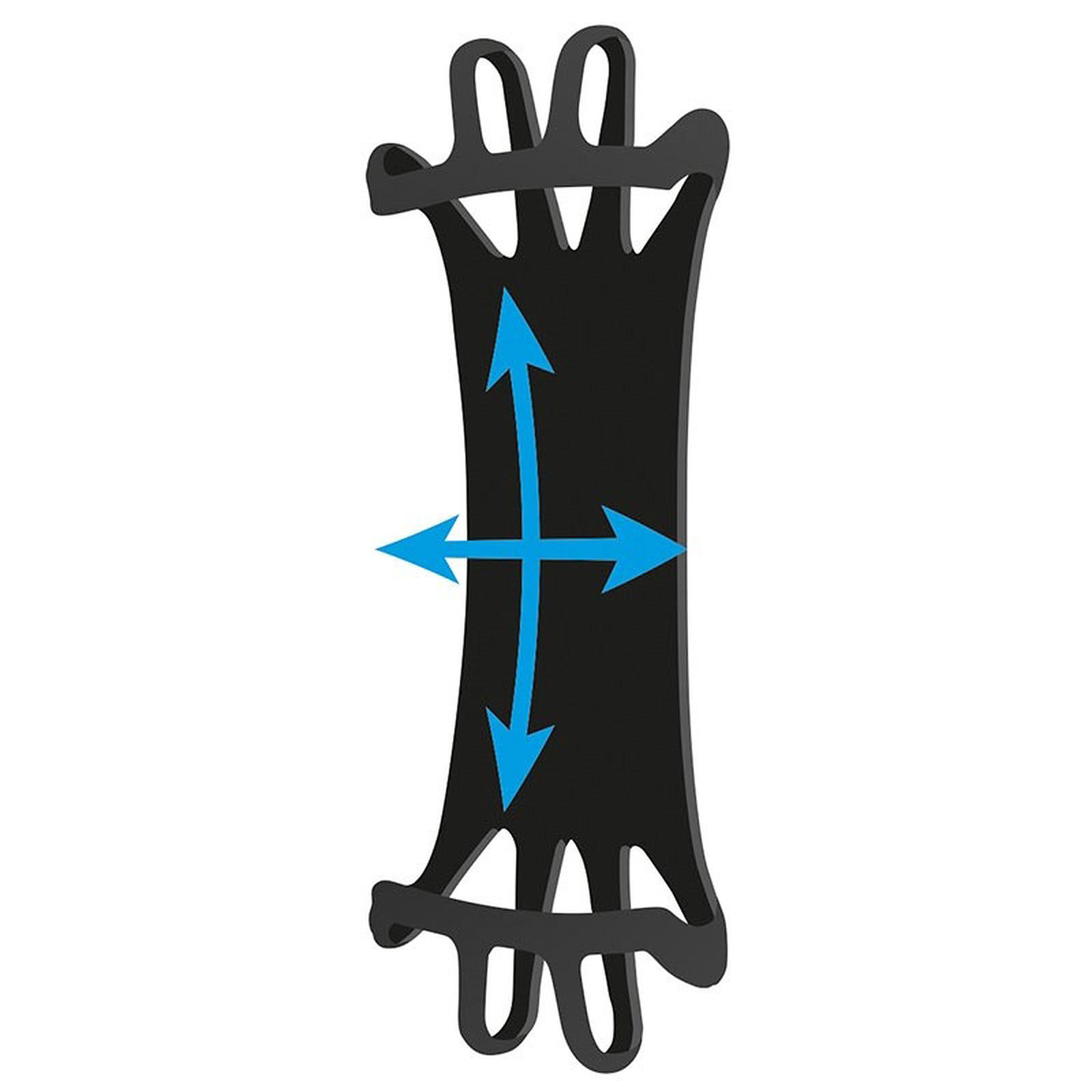 "Mobilis Universal Wrist Mount/Armband 4-6"""