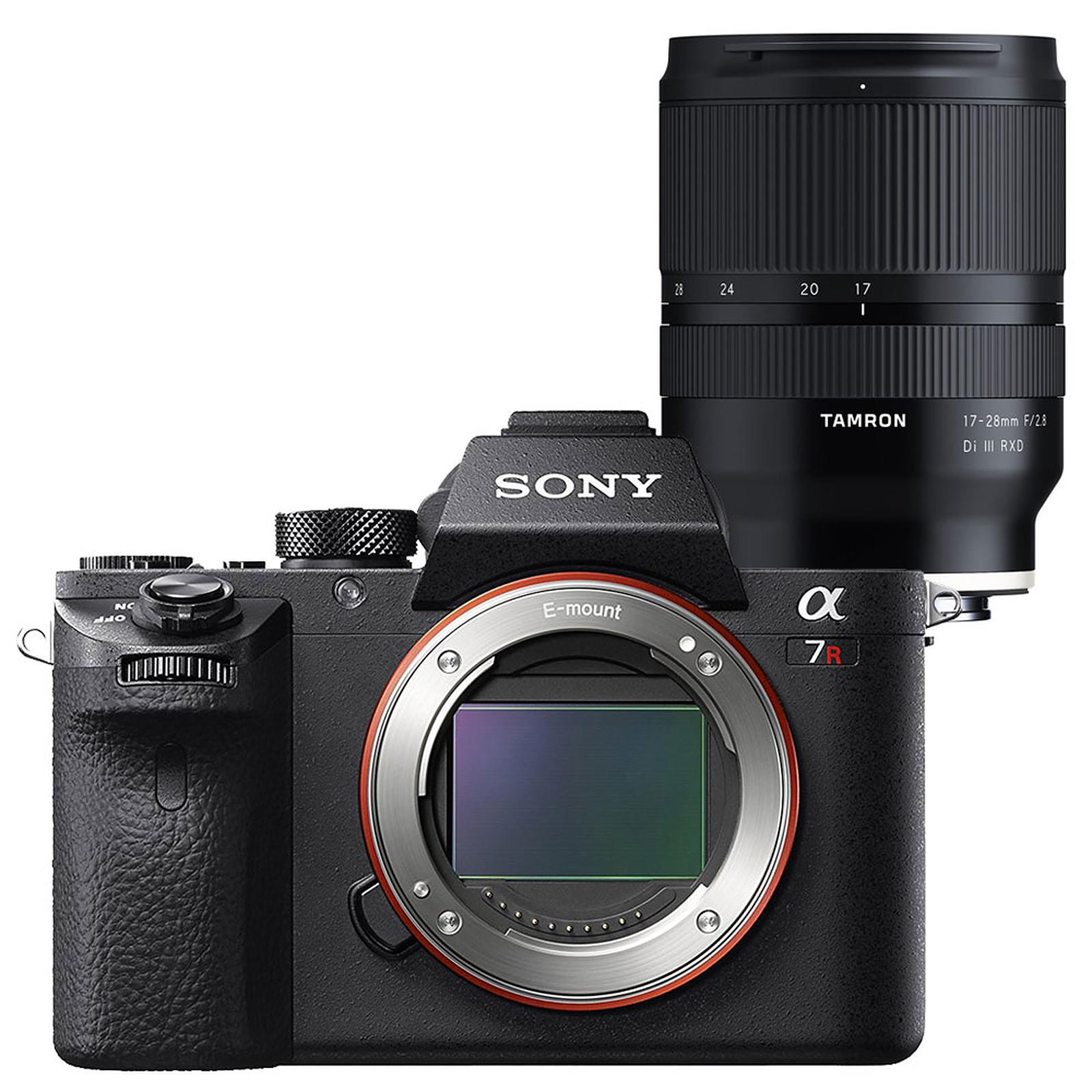 Sony Alpha 7R II + Tamron 17-28mm F/2.8 Di III RXD