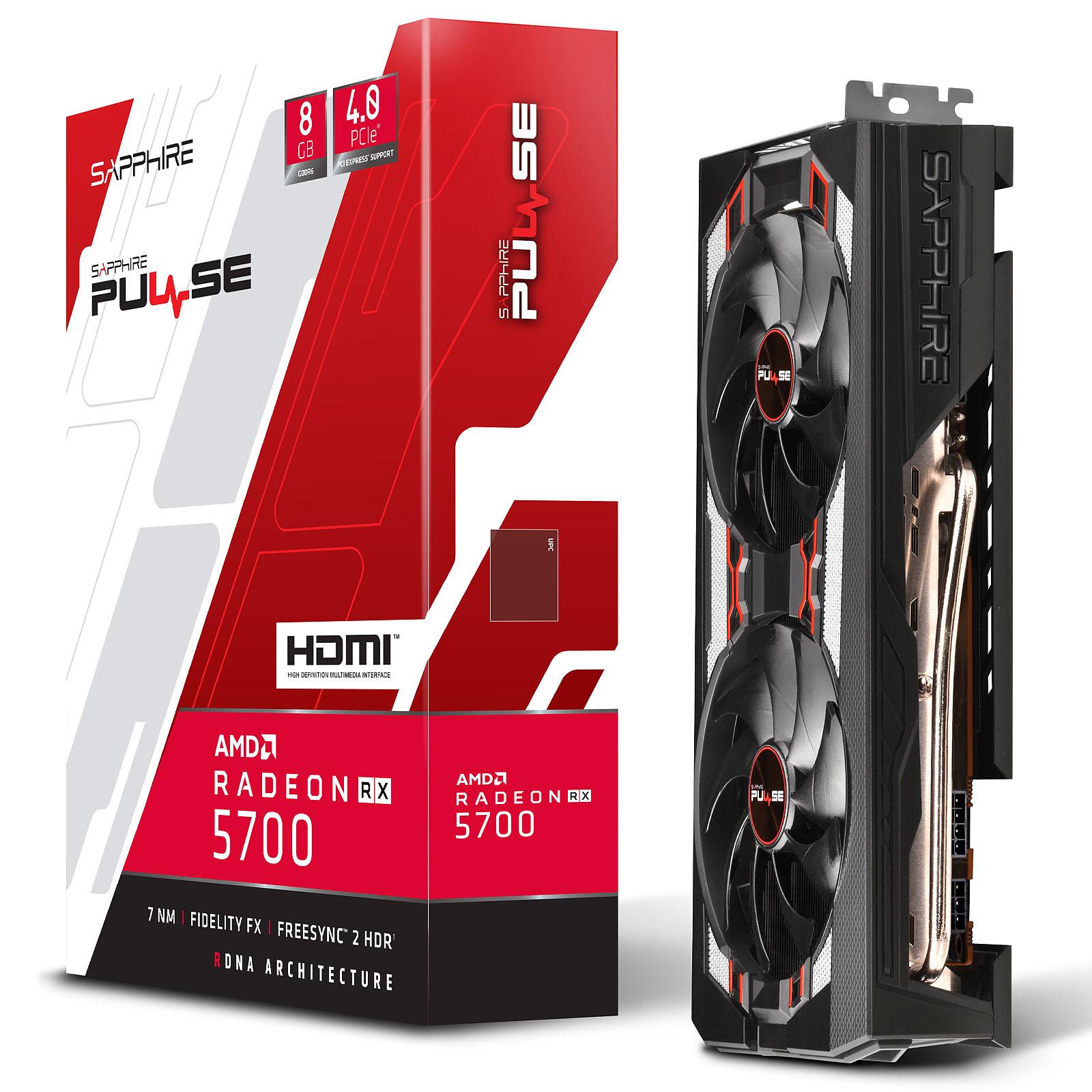 Sapphire PULSE Radeon RX 5700 8G