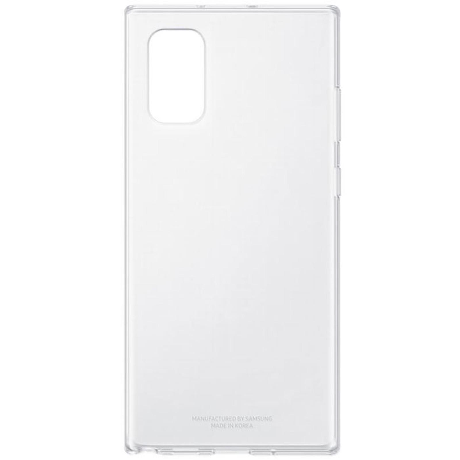 Samsung Clear Cover Transparente Samsung Galaxy Note 10+