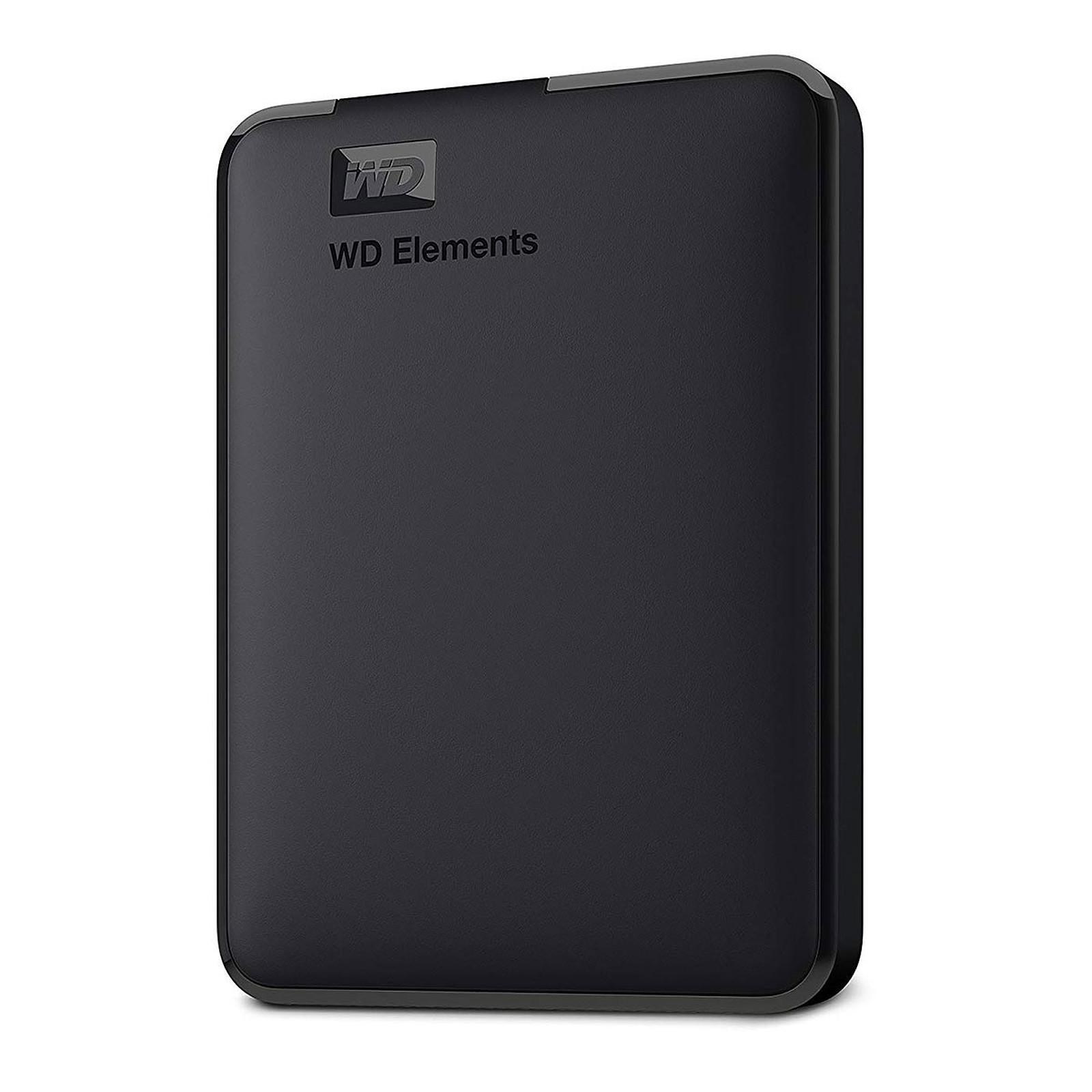 Mac Blue-2TB Ordinateur Portable Disque Dur Externe Ultra Fin Compatible pour PC Ordinateur de Bureau Disque Dur Externe Externe Portable de 1 to de 2 to