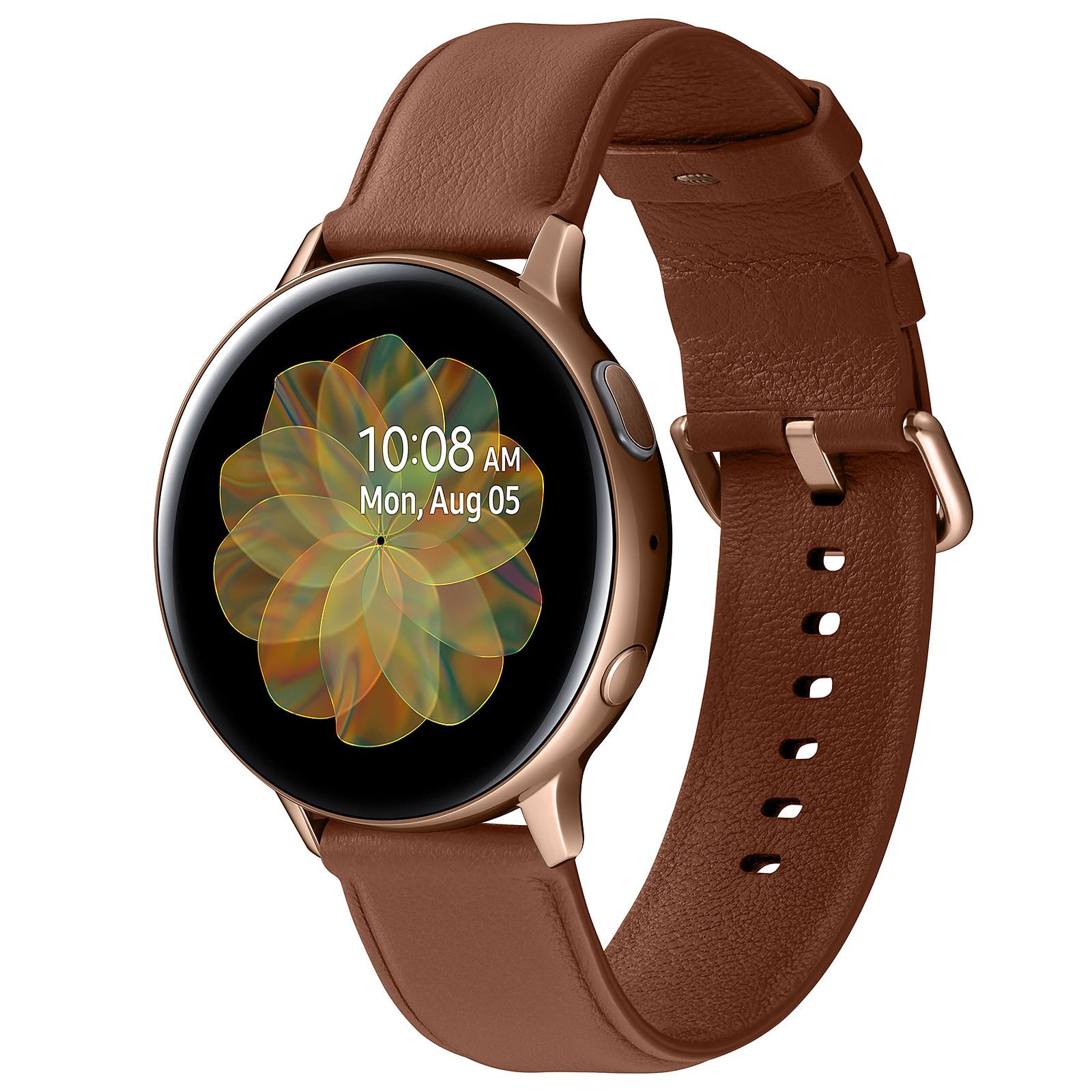 Samsung Galaxy Watch Active 2 (44 mm / Acier / Or)