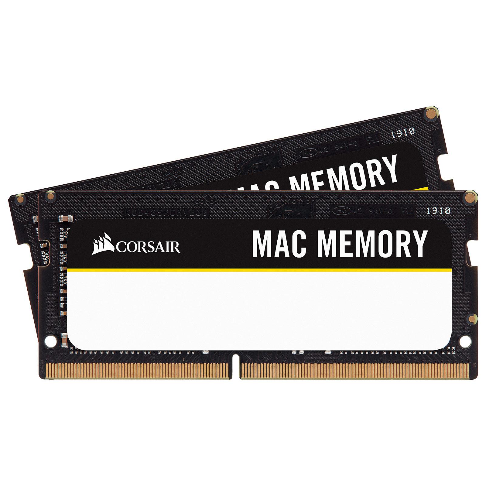 Corsair Mac Memory SO-DIMM 16 Go (2x 8 Go) DDR4 2666 MHz CL18