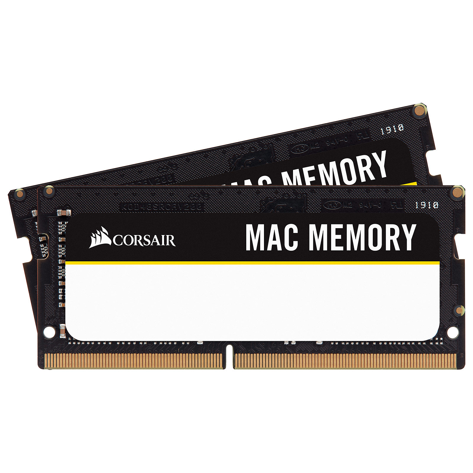Corsair Mac Memory SO-DIMM 32 Go (2x 16 Go) DDR4 2666 MHz CL18