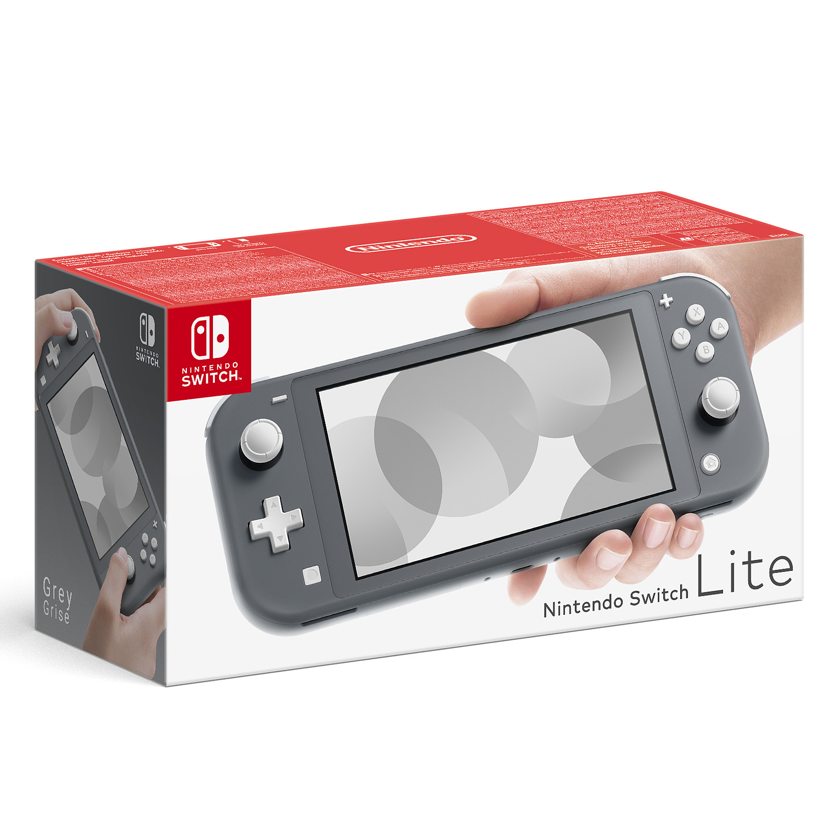 Nintendo Switch Lite (Gris)