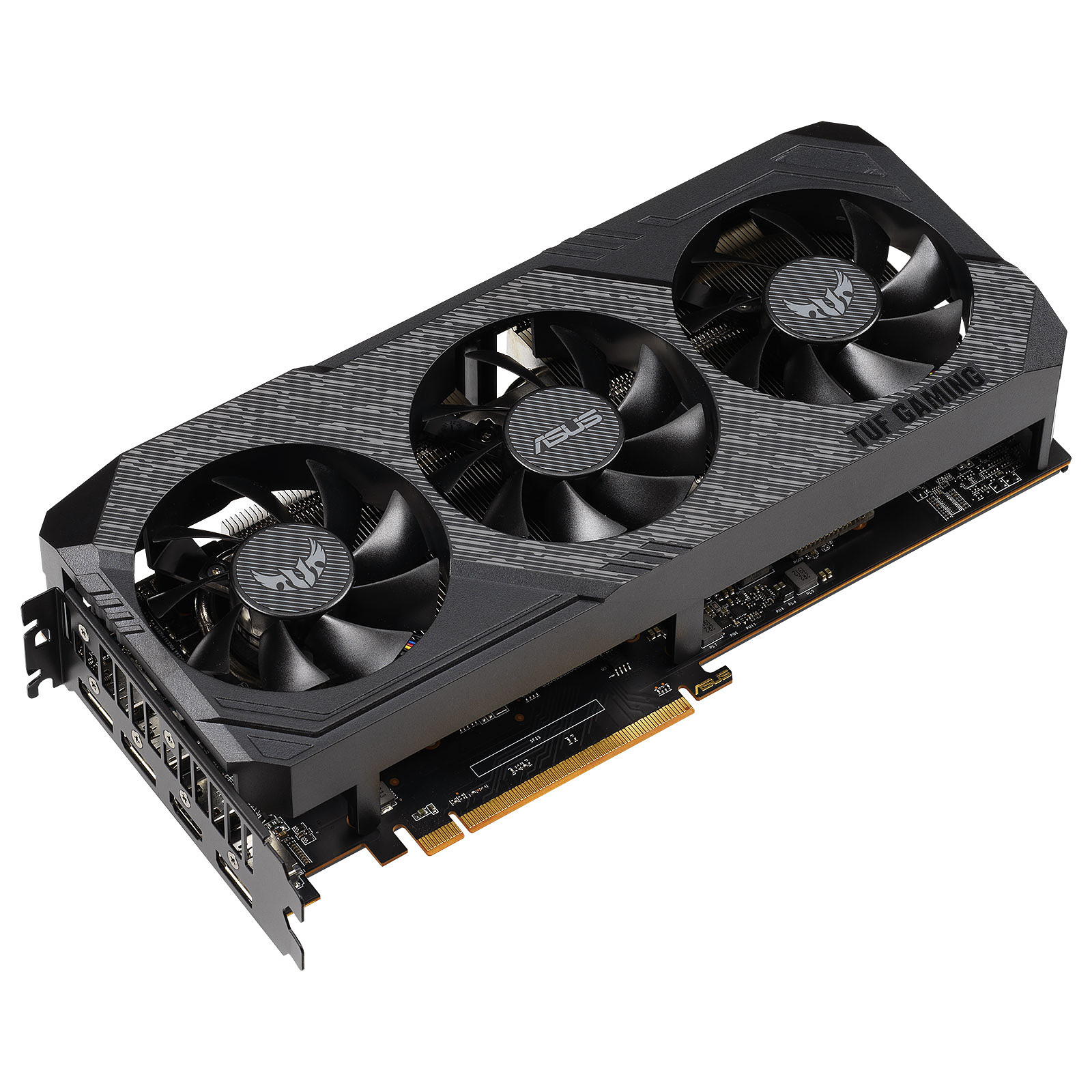 ASUS Radeon RX 5700 TUF 3-RX5700-O8G-GAMING