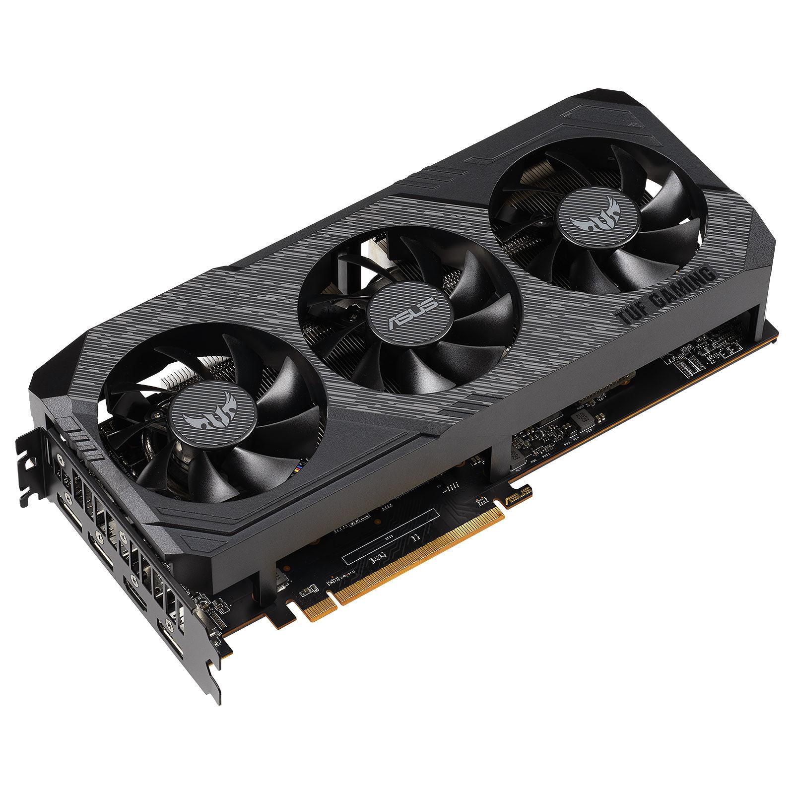 ASUS Radeon RX 5700 TUF-3-RX5700XT-O8G-GAMING
