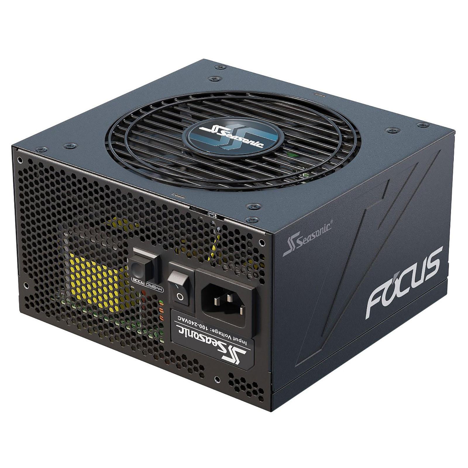 Seasonic FOCUS PX 650 Platinum