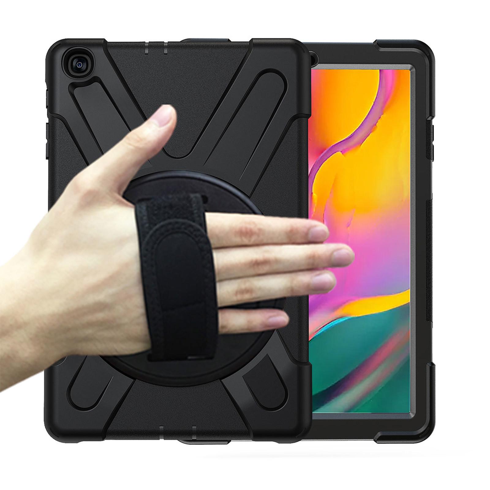 óleo cru tela Garoto pochette protection tablette samsung