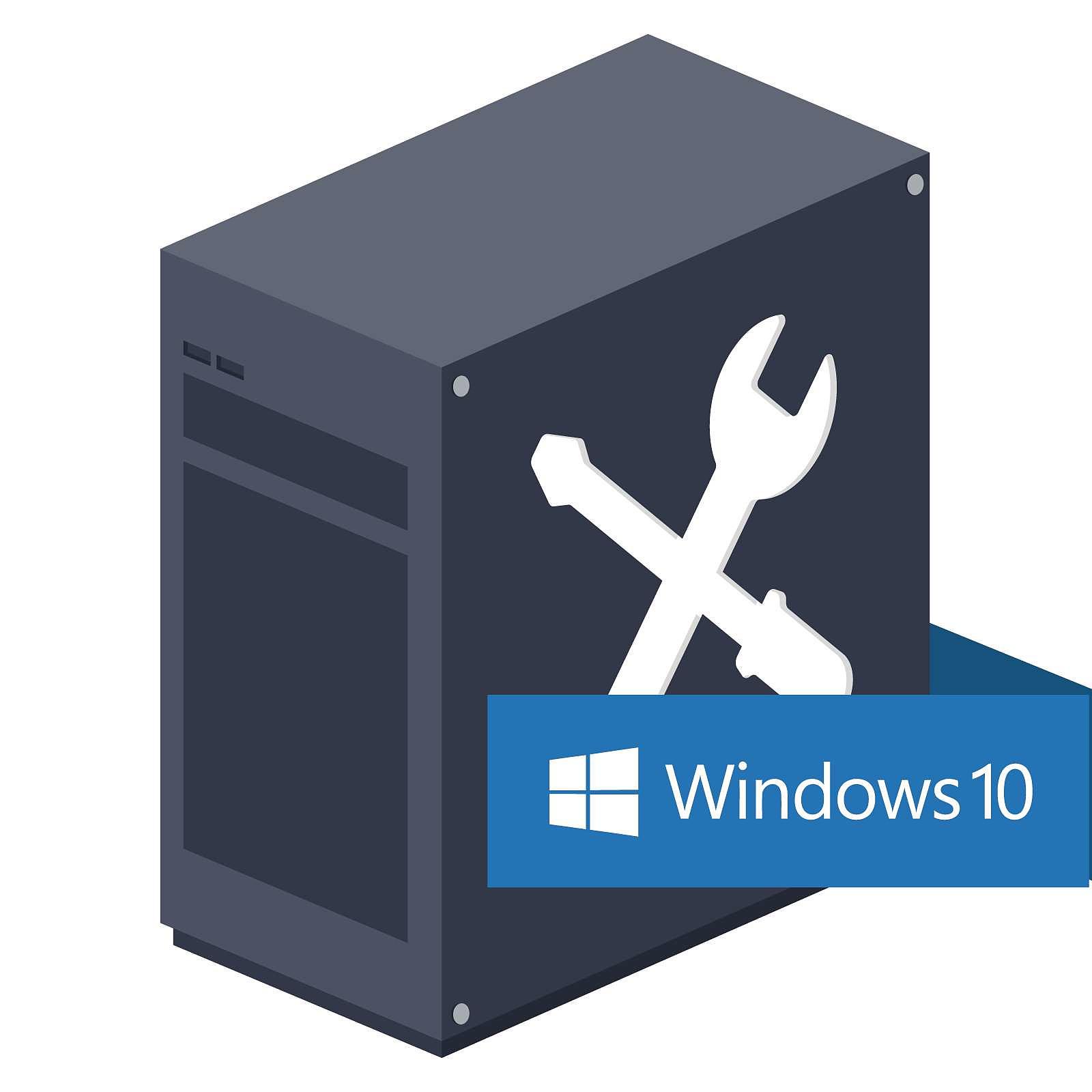 LDLC - Montage d'une machine avec installation Windows 10 Famille 64 bits