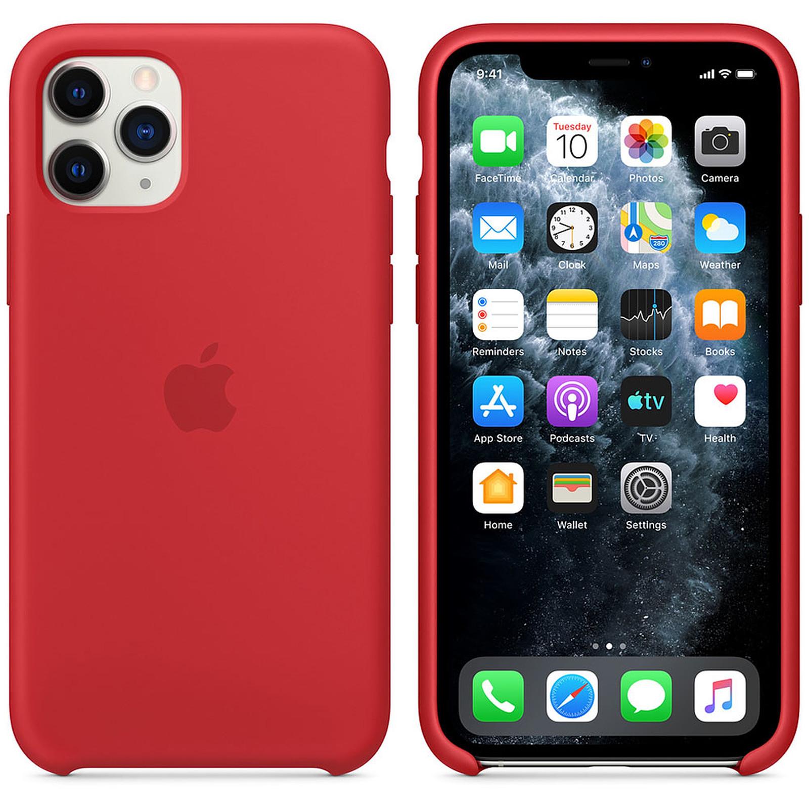 Apple Funda de silicona (PRODUCTO)RED Apple iPhone 11 Pro