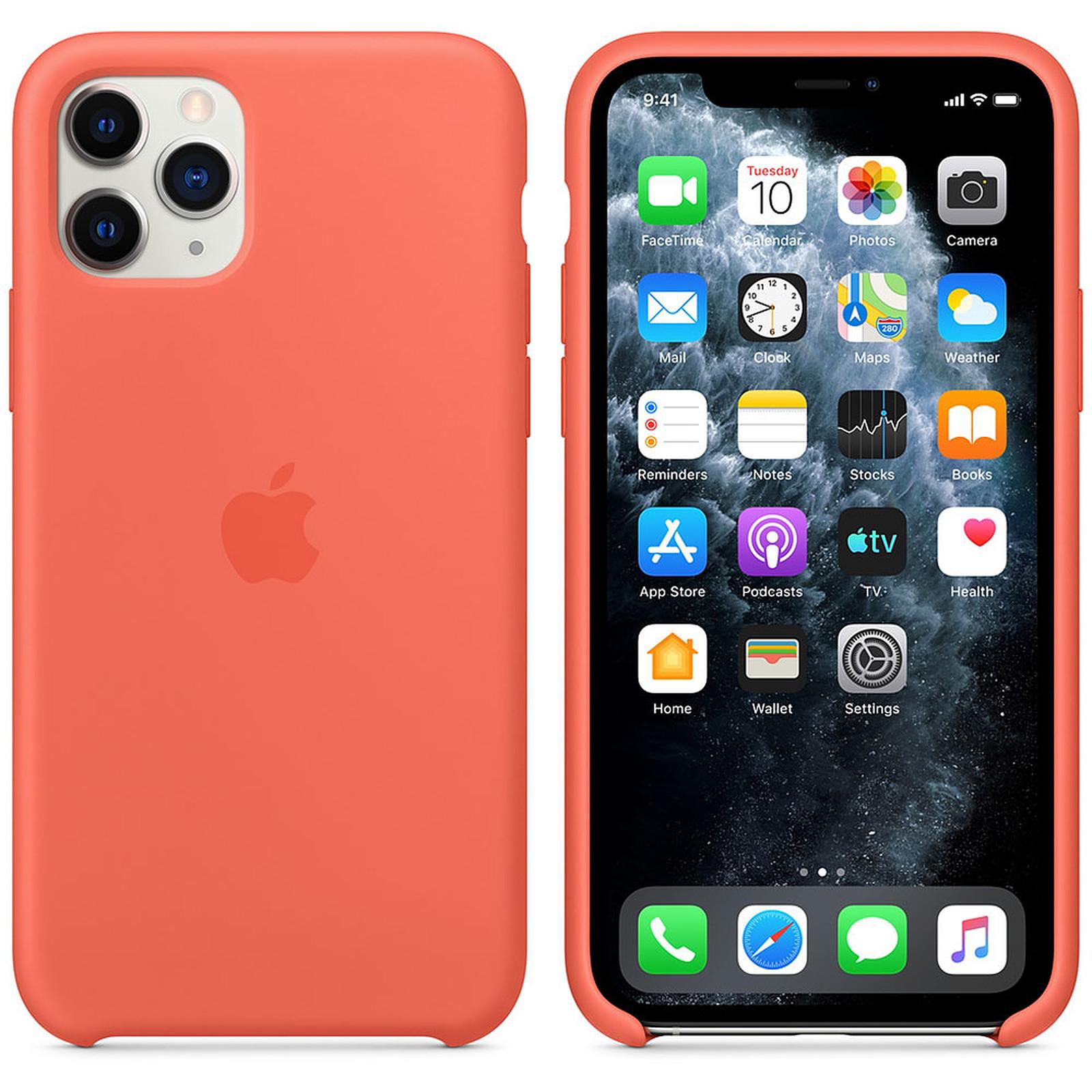 Apple Funda de silicona Clementine Apple iPhone 11 Pro