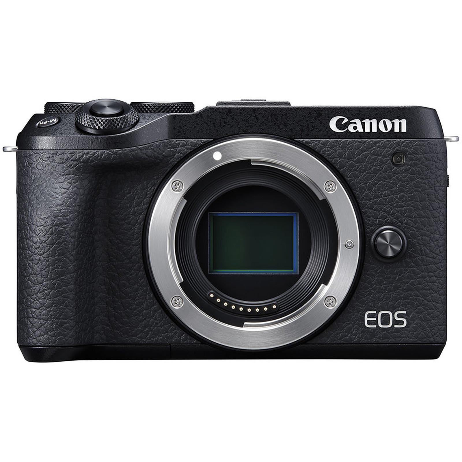 Canon EOS M6 Mark II Noir
