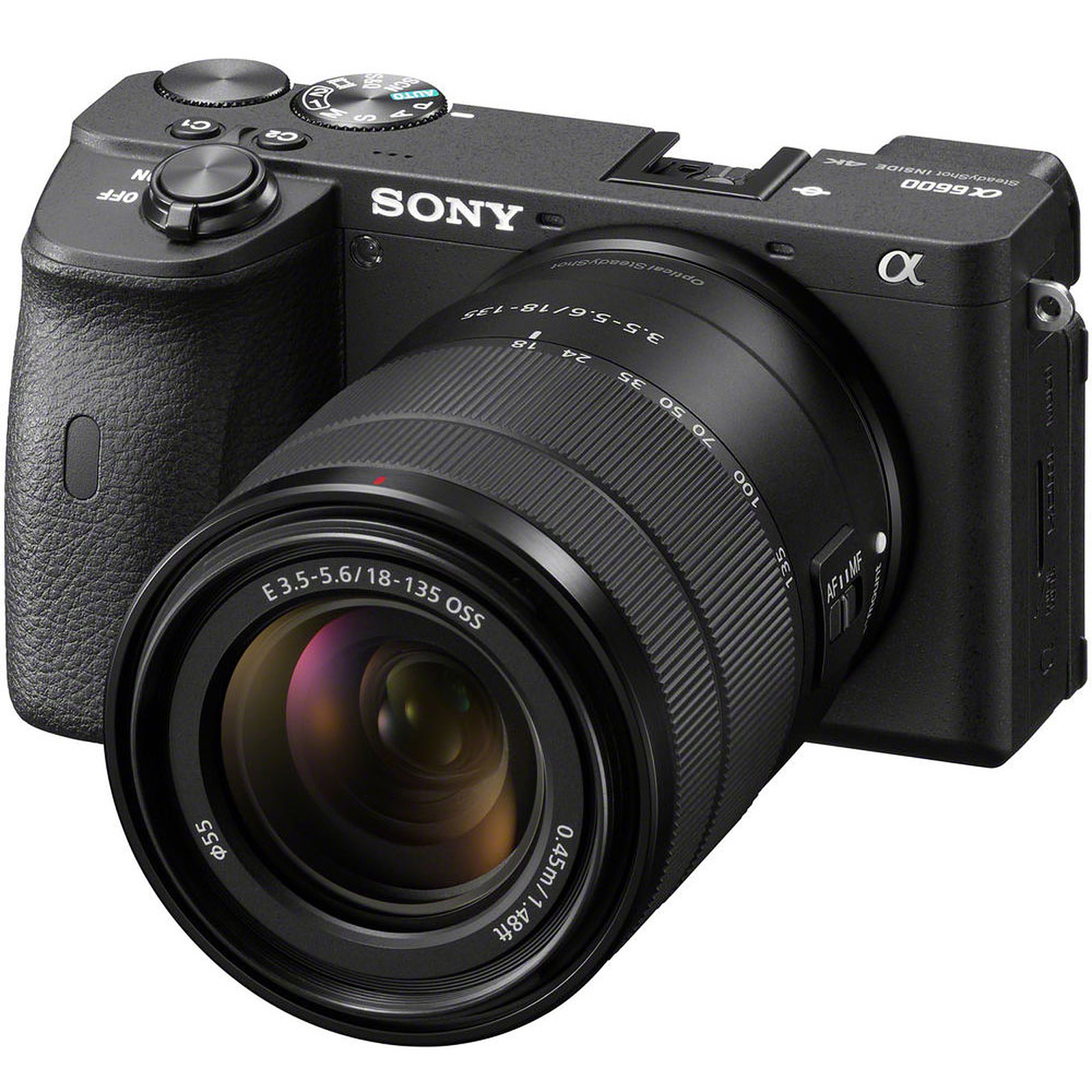 Sony Alpha 6600 + 18-135mm