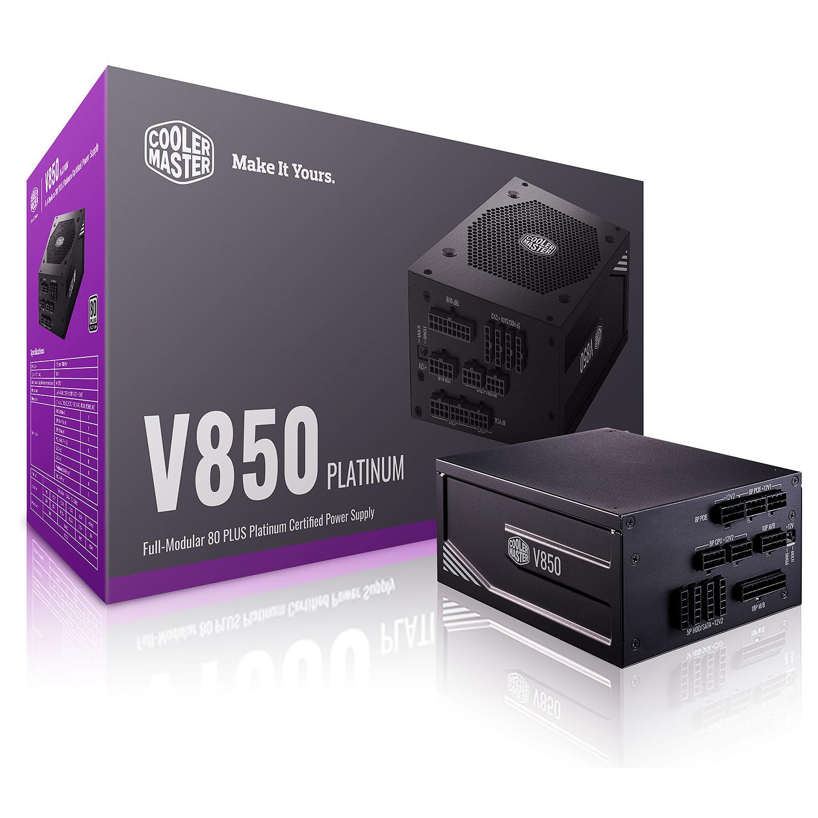 Cooler Master V850 80PLUS Platinum