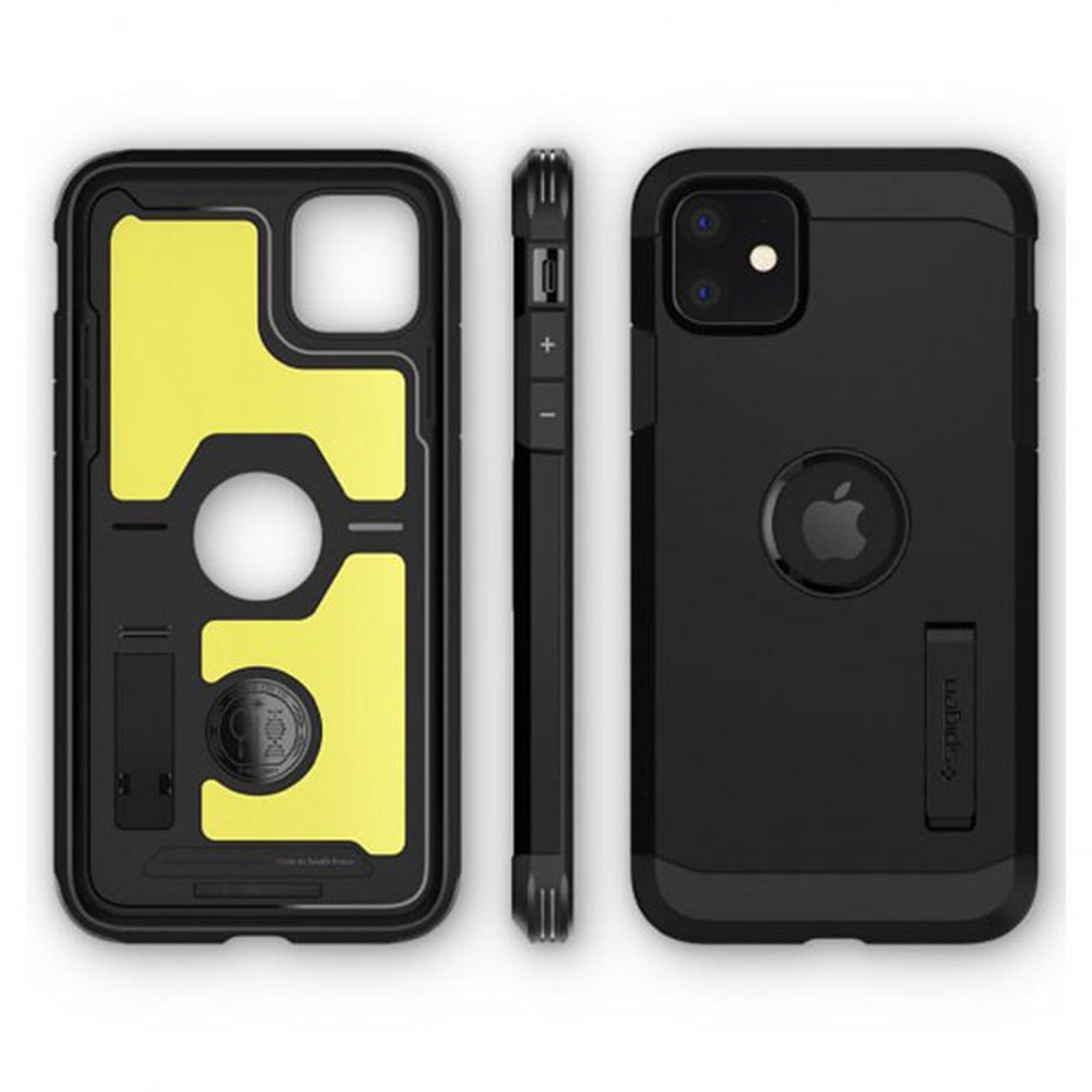 Spigen Coque iPhone 11 [Tough Armor] Triple Protection