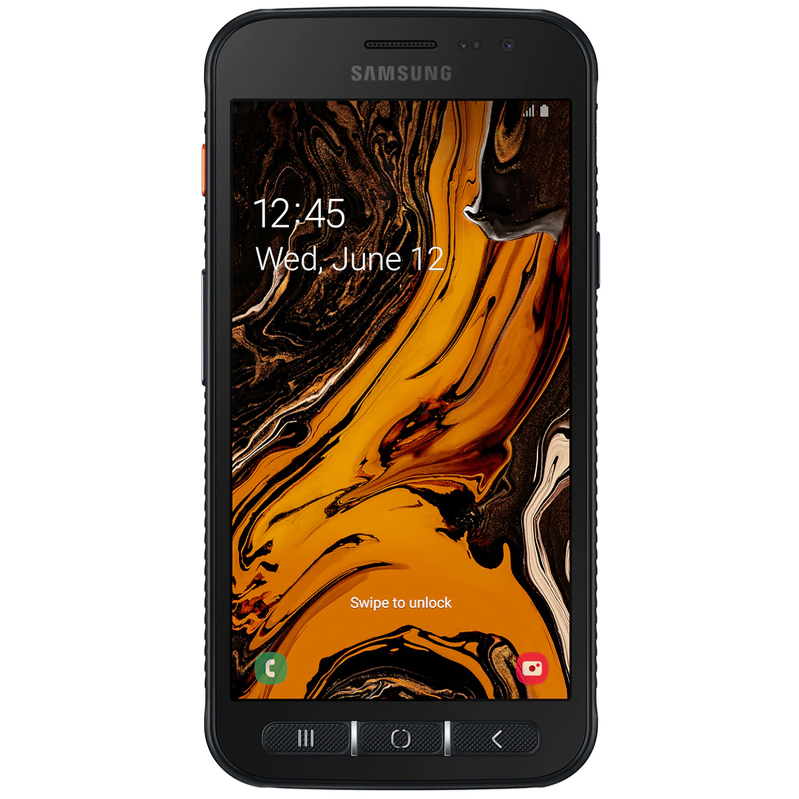 Samsung Galaxy Xcover 4s SM-G398F Noir