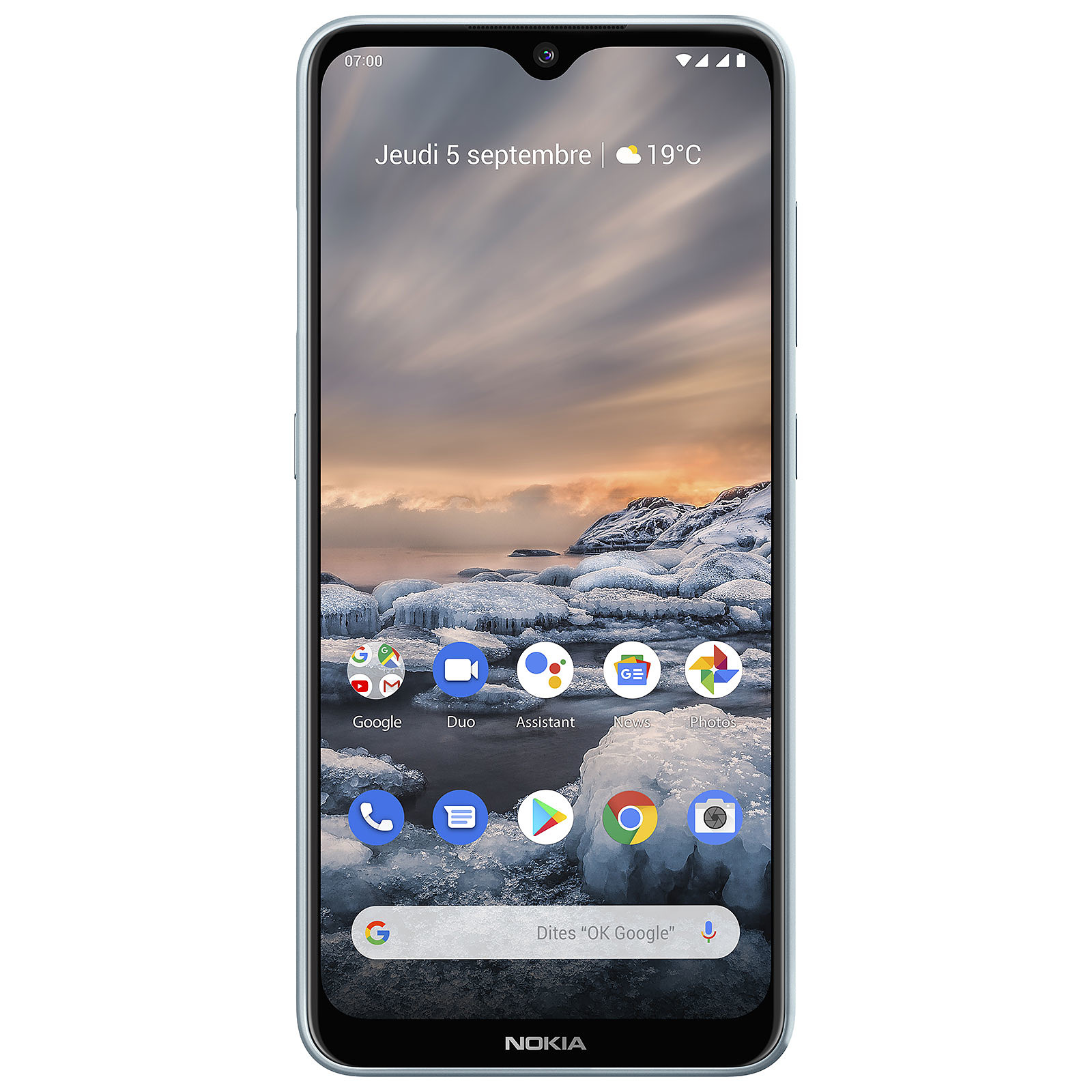 Nokia 7.2 Blanc (6 Go / 128 Go)