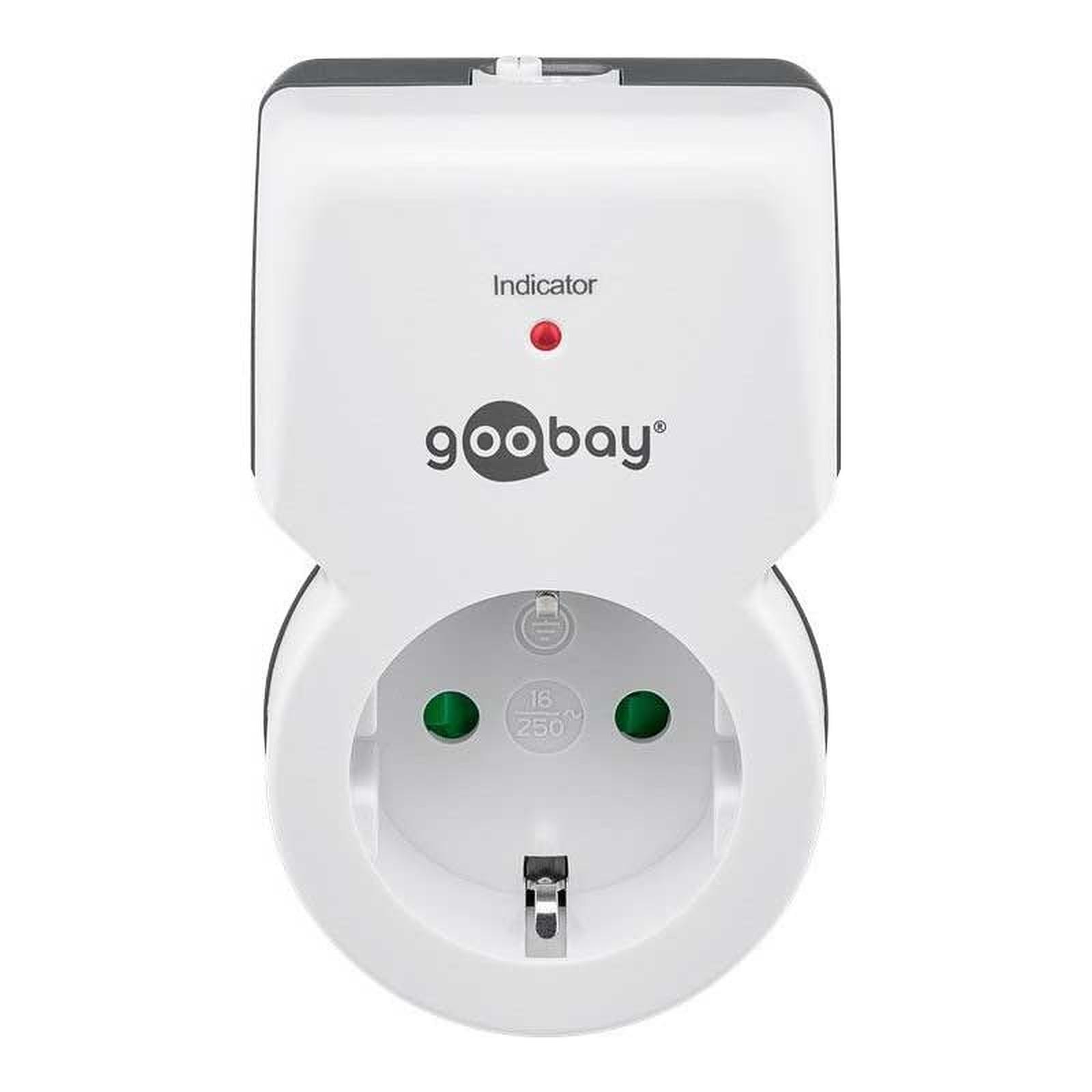 Goobay Radio Controlled Socket