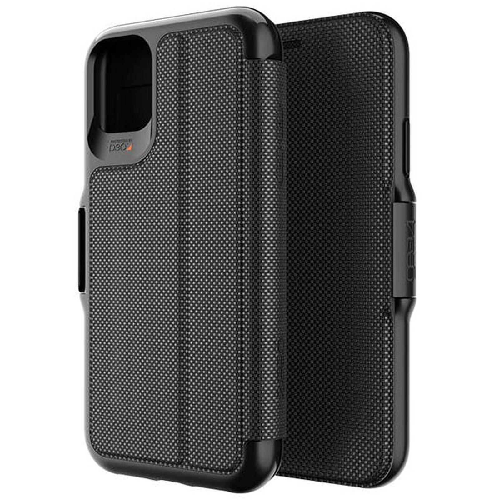 Gear4 Etui Oxford Eco Noir iPhone 11