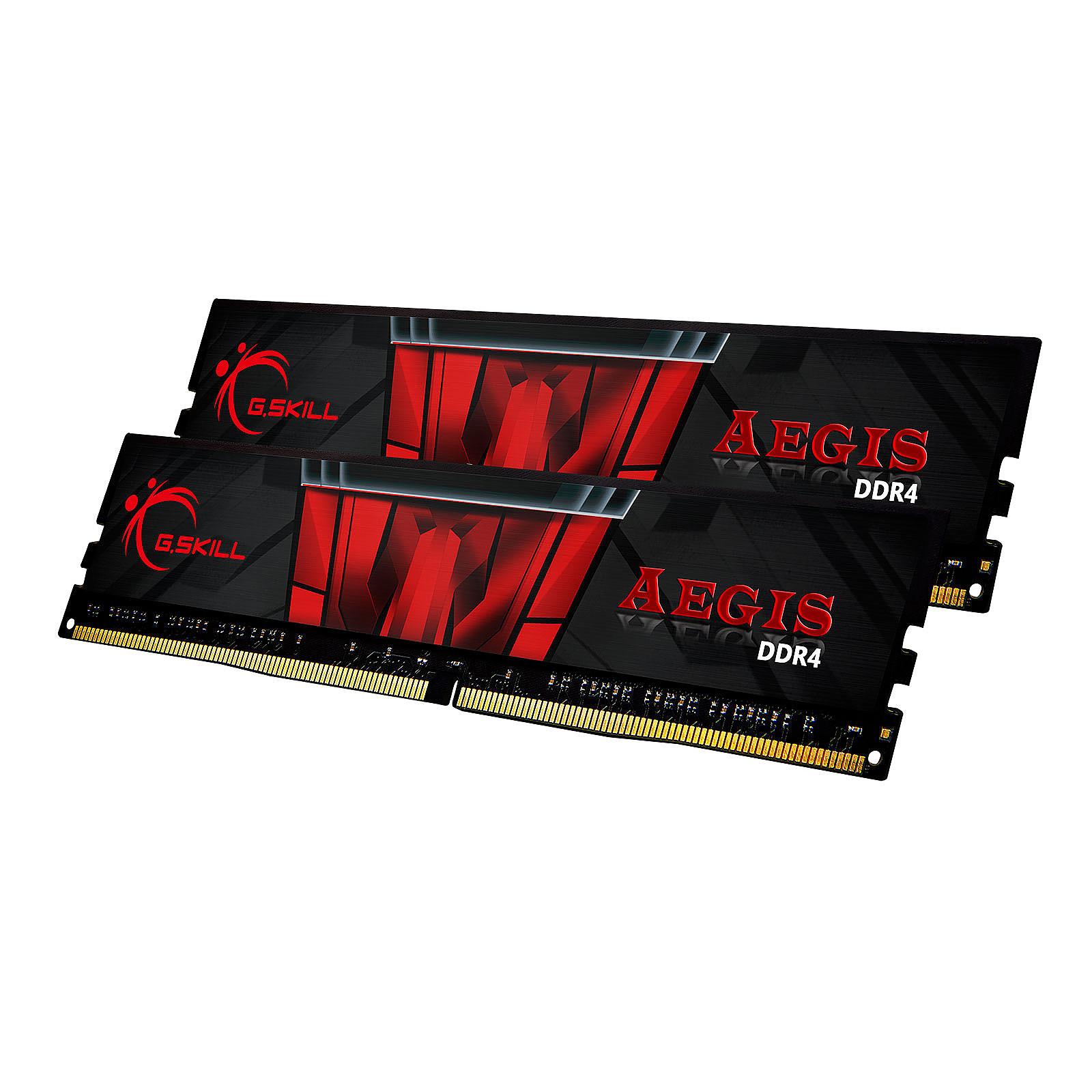 G.Skill Aegis 32 Go (2 x 16 Go) DDR4 3200 MHz CL16