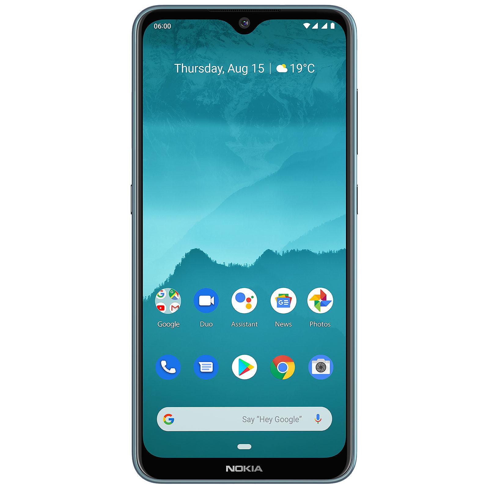 Nokia 6.2 Bleu Glacial (4 Go / 64 Go)