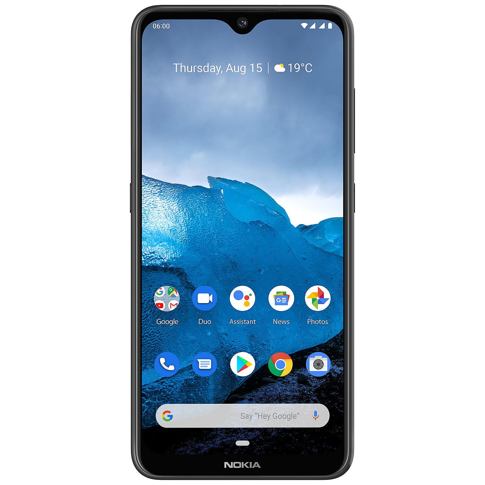 Nokia 6.2 Noir (4 Go / 64 Go)