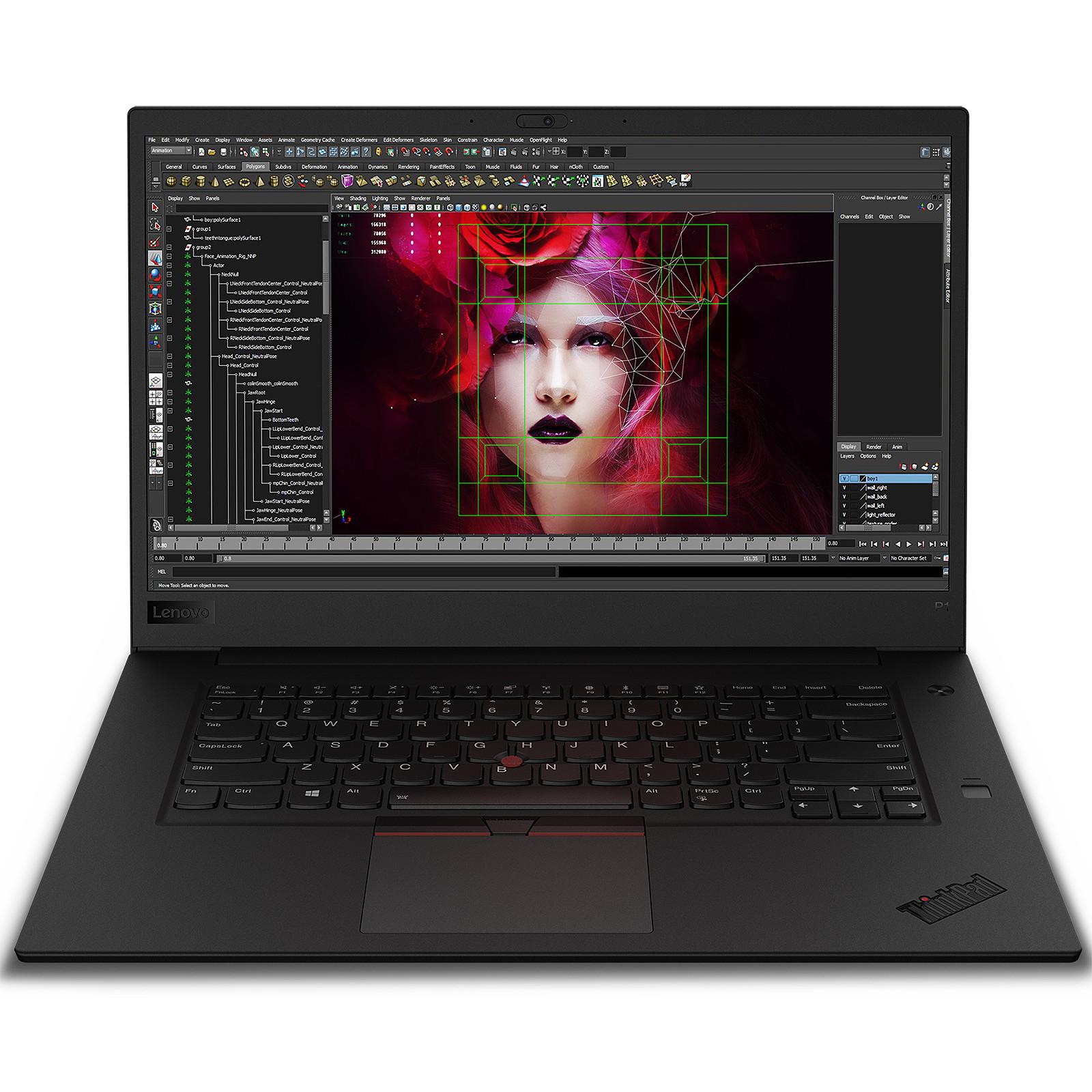 Lenovo ThinkPad P1 Gen 2 (20QT000RFR)
