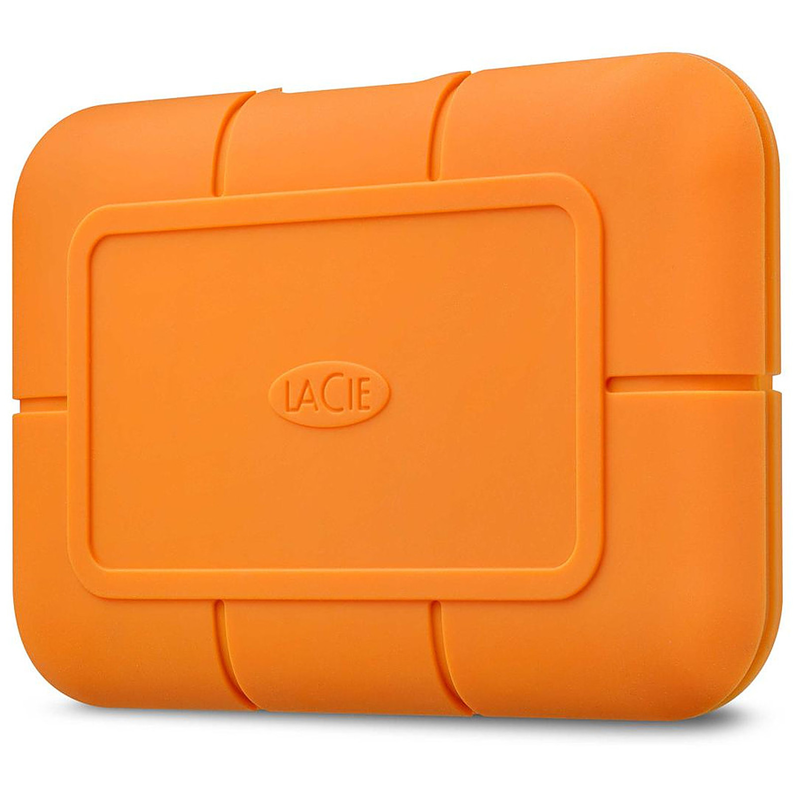 LaCie Rugged USB-C SSD 2 To