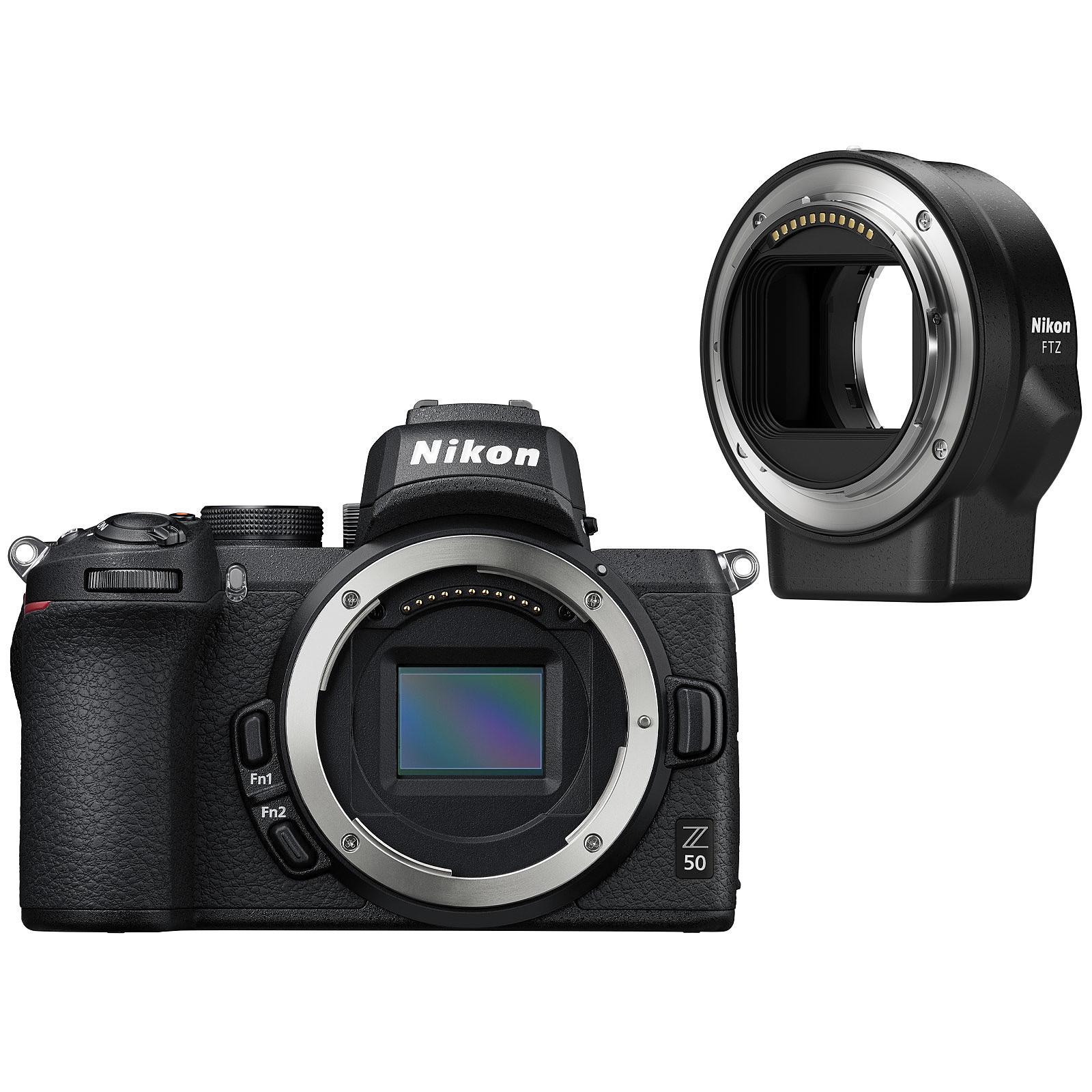 Nikon Z 50 FTZ