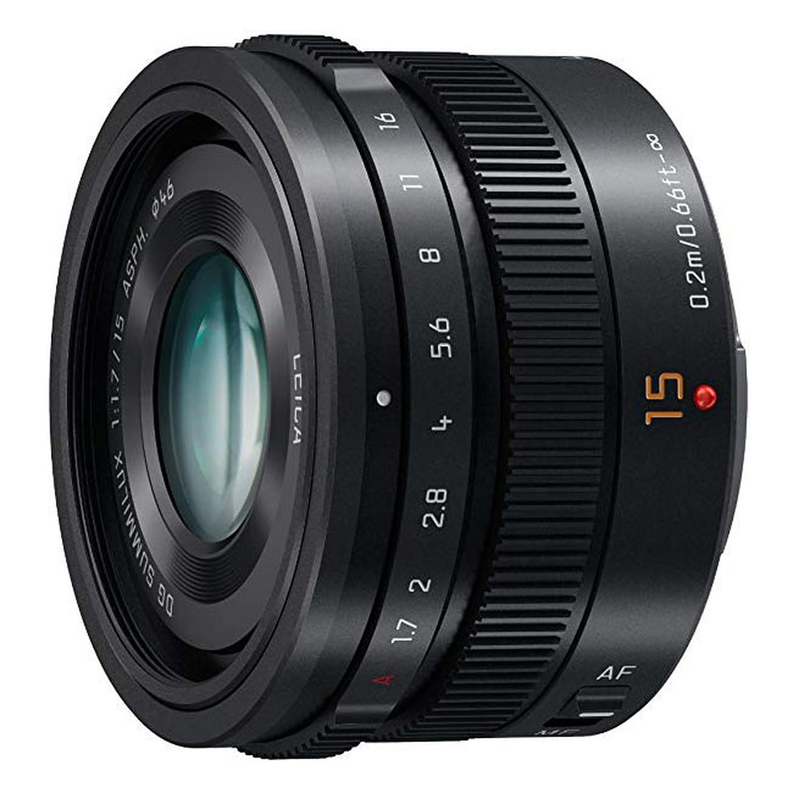 Panasonic Lumix H-X015E Noir