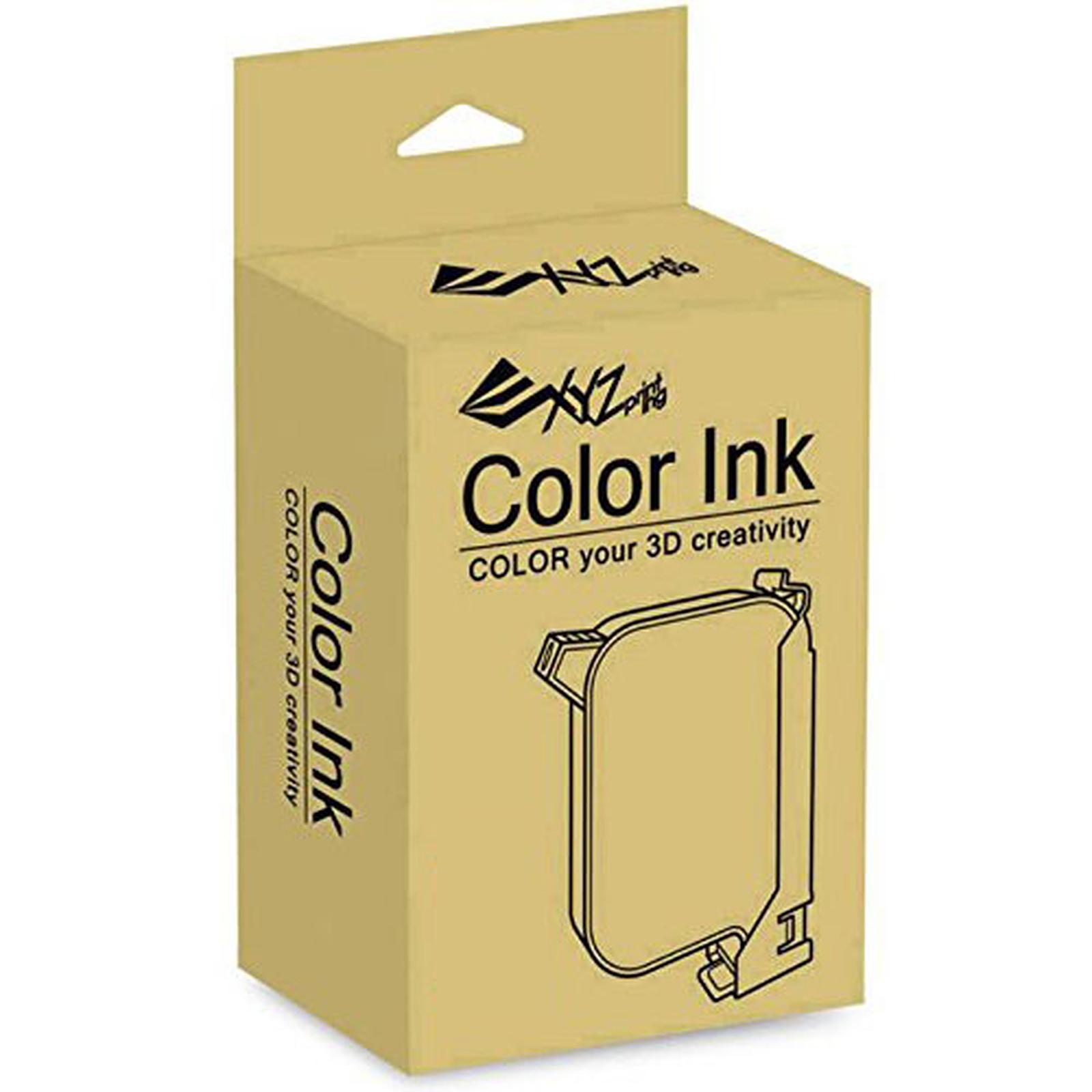 XYZprinting Cartouche d'encre Magenta da Vinci Color
